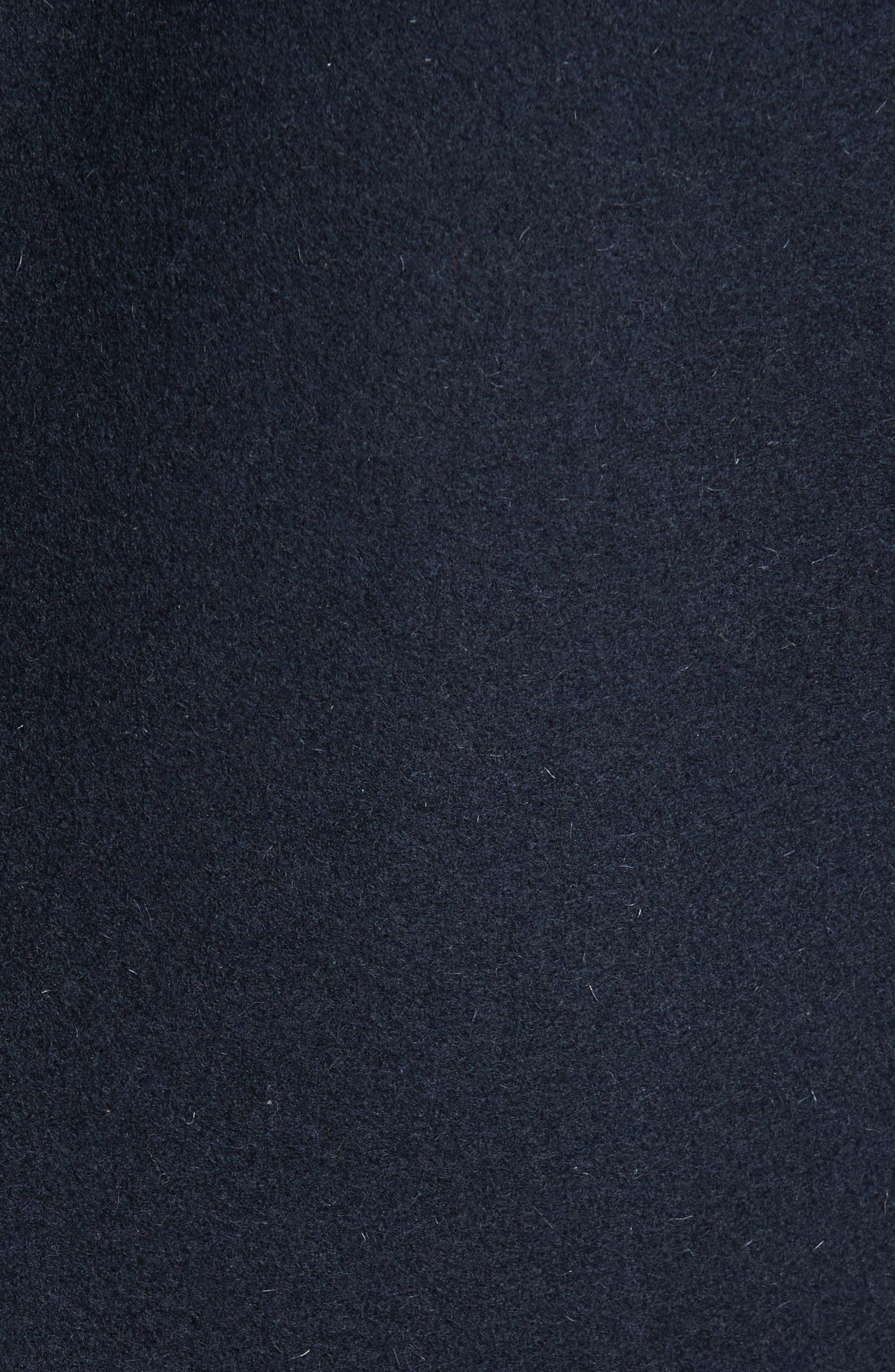 Woodall Wool Blend Blazer,                             Alternate thumbnail 6, color,                             001