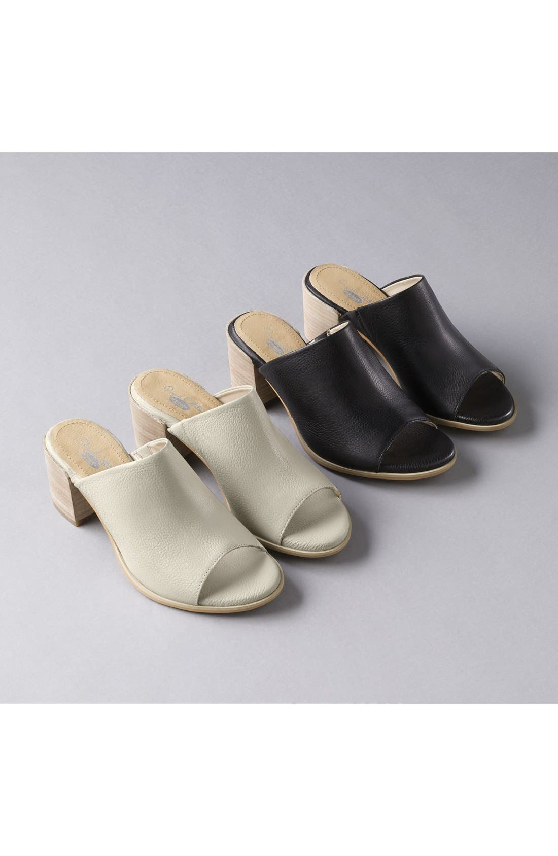 Malin Block Heel Sandal,                             Alternate thumbnail 5, color,                             001