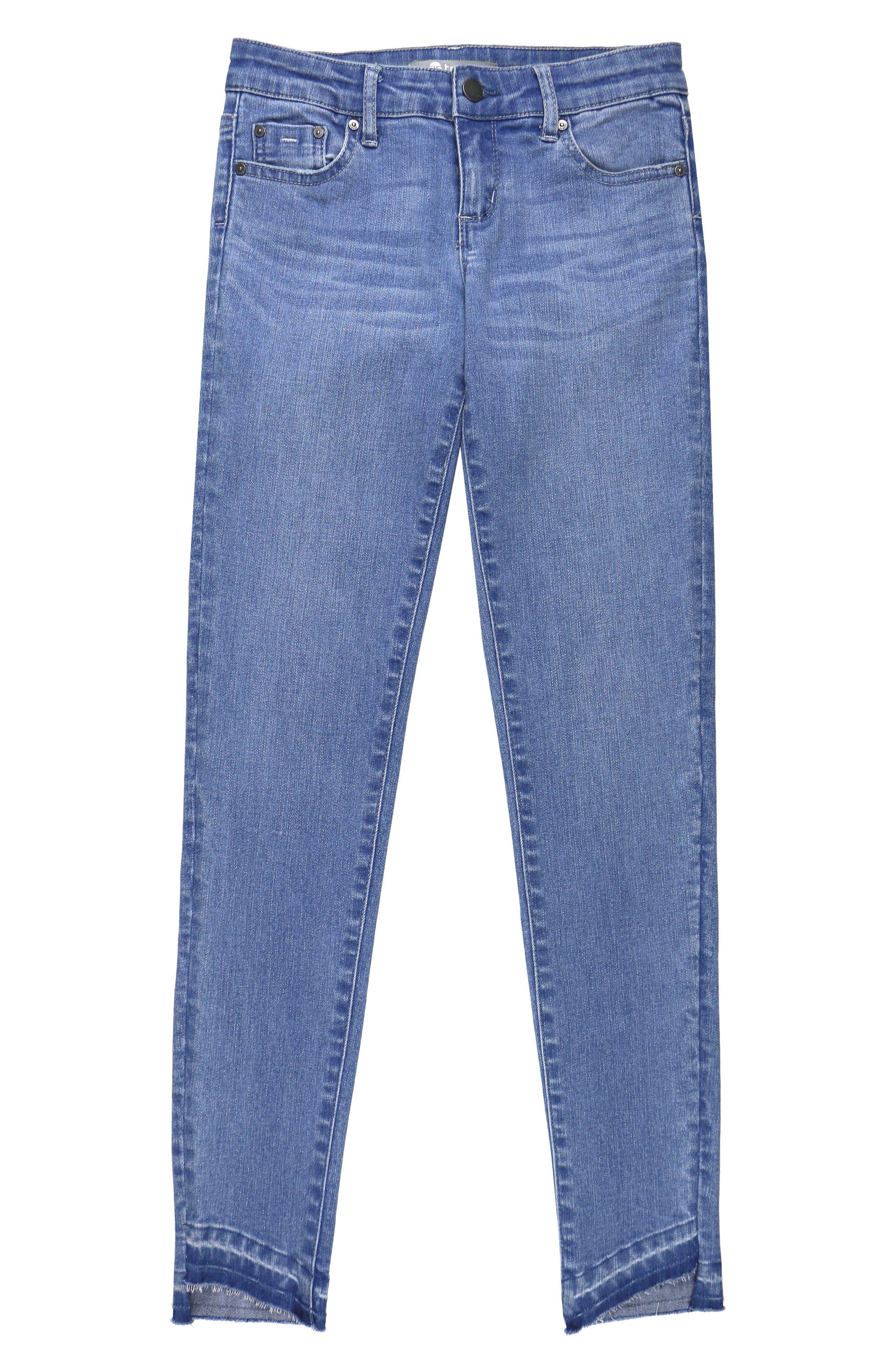 Release Hem Skinny Jeans,                             Main thumbnail 1, color,