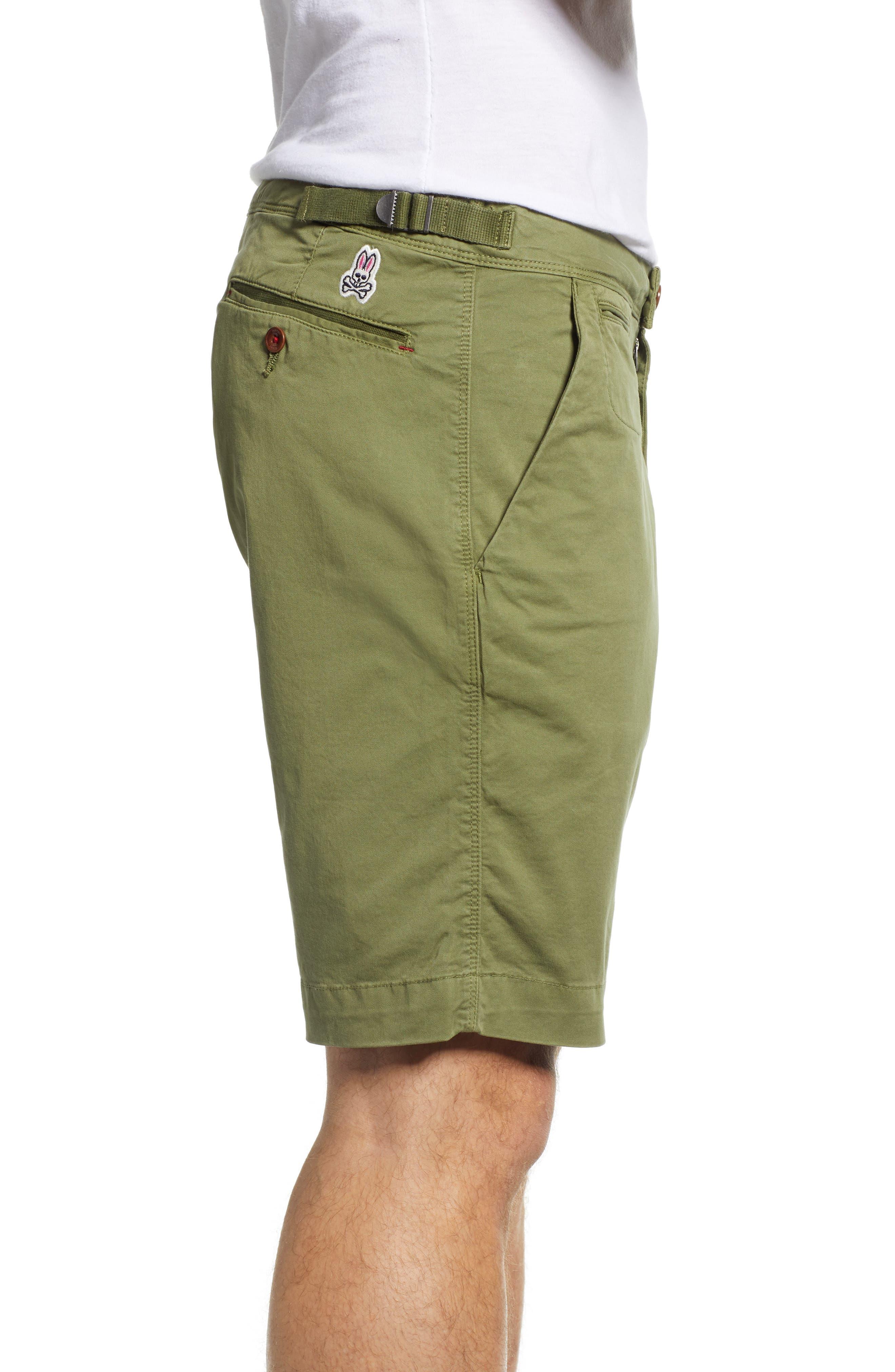 Triumph Shorts,                             Alternate thumbnail 3, color,                             OLIVINE