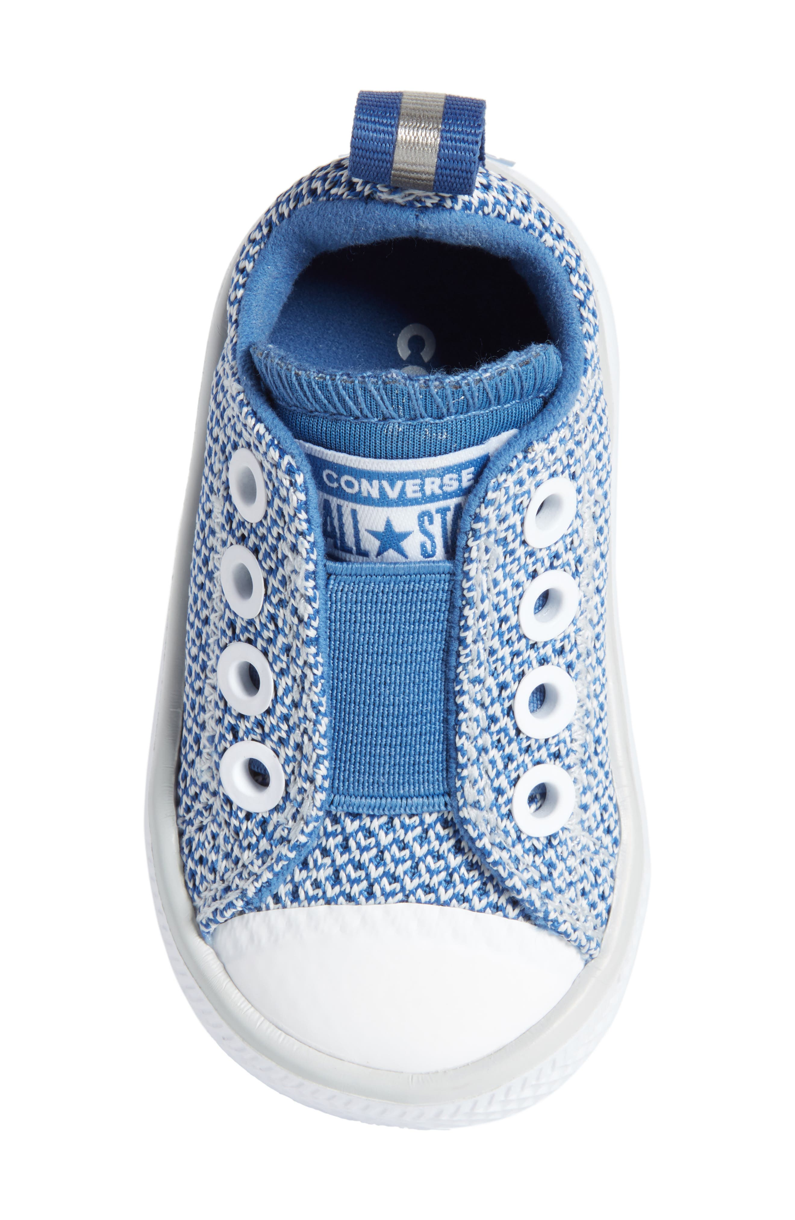 Chuck Taylor<sup>®</sup> All Star<sup>®</sup> Hyper Lite Slip-On Sneaker,                             Alternate thumbnail 5, color,                             020