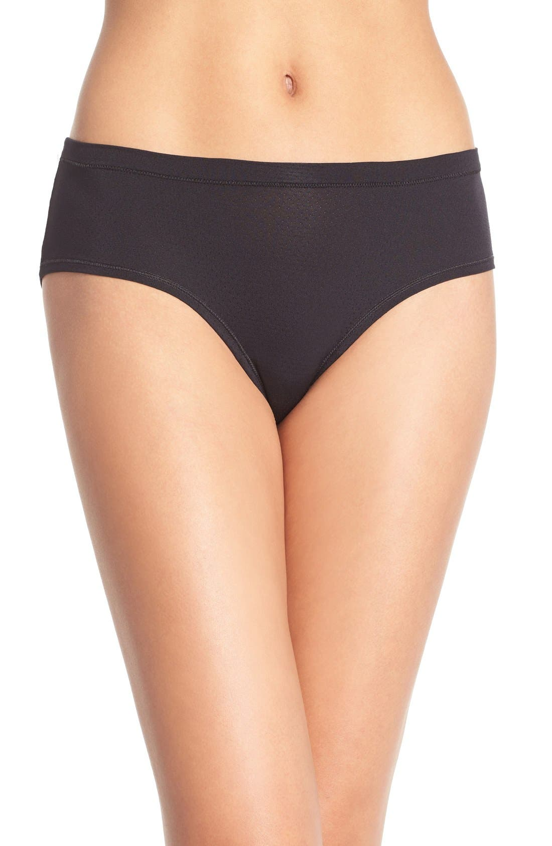 Active Mesh Hipster Briefs,                         Main,                         color, BLACK