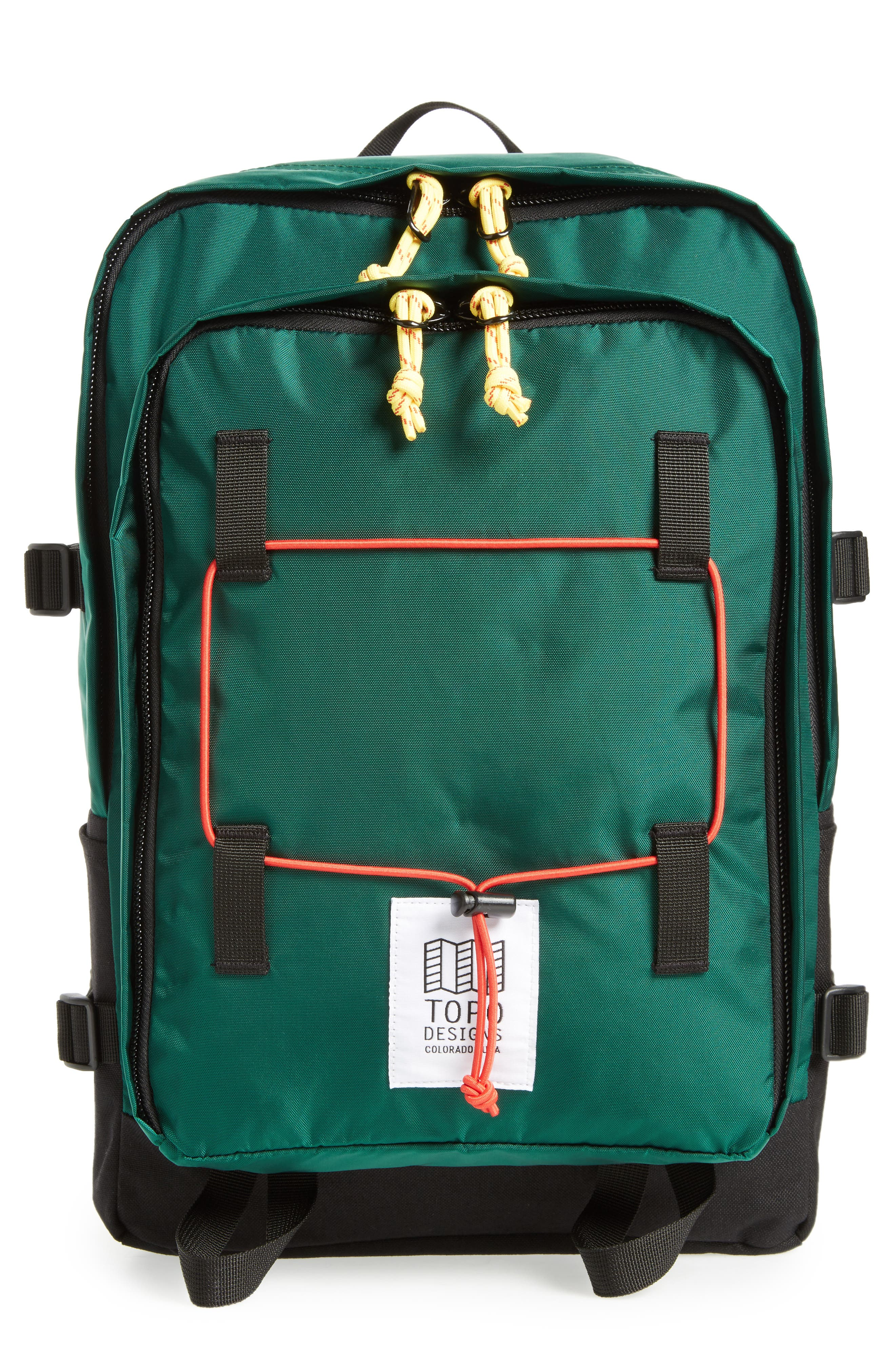 Topo Designs Stack Pack Backpack - Green