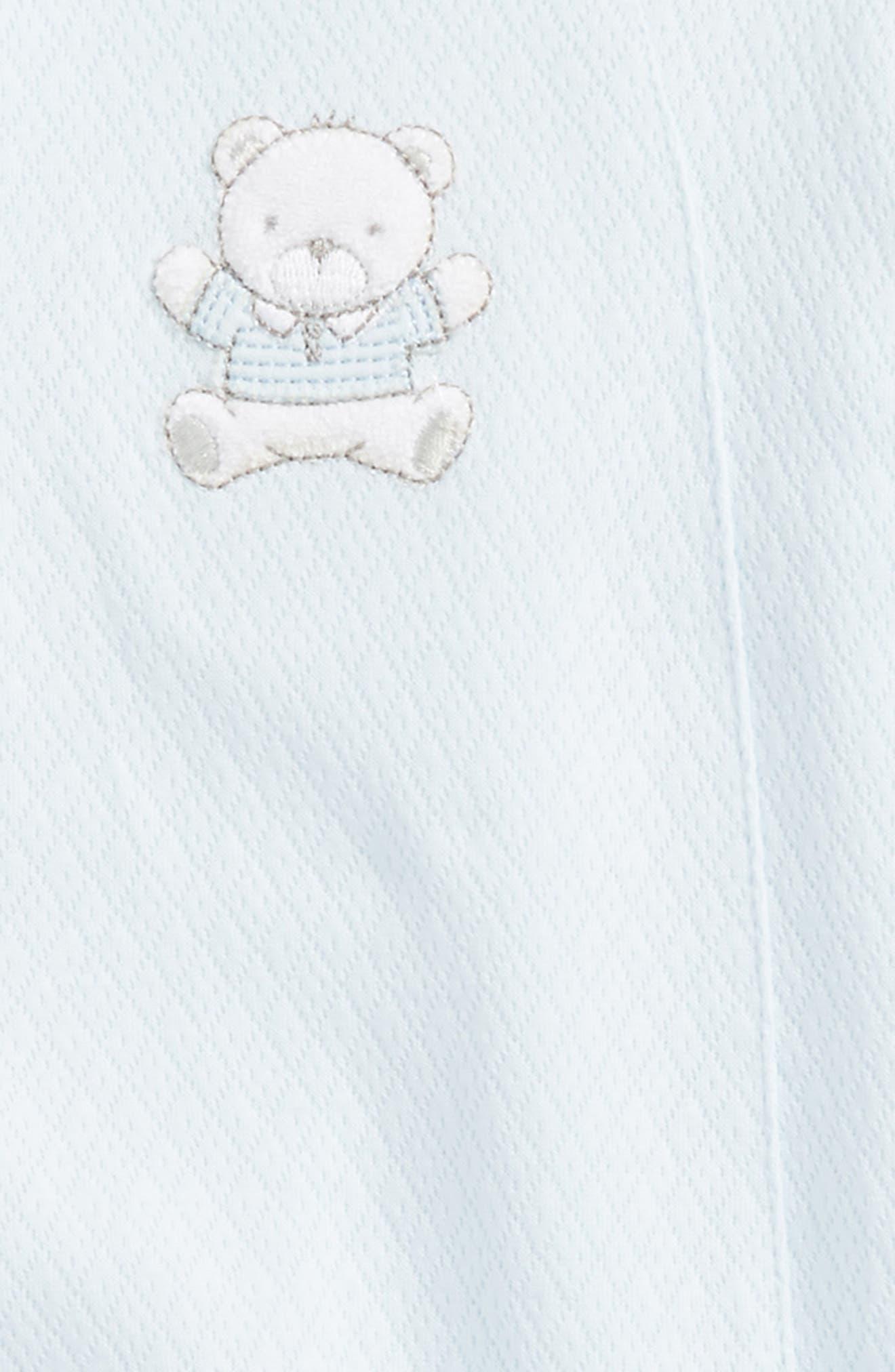 Bear Footie & Beanie Set,                             Alternate thumbnail 2, color,                             454