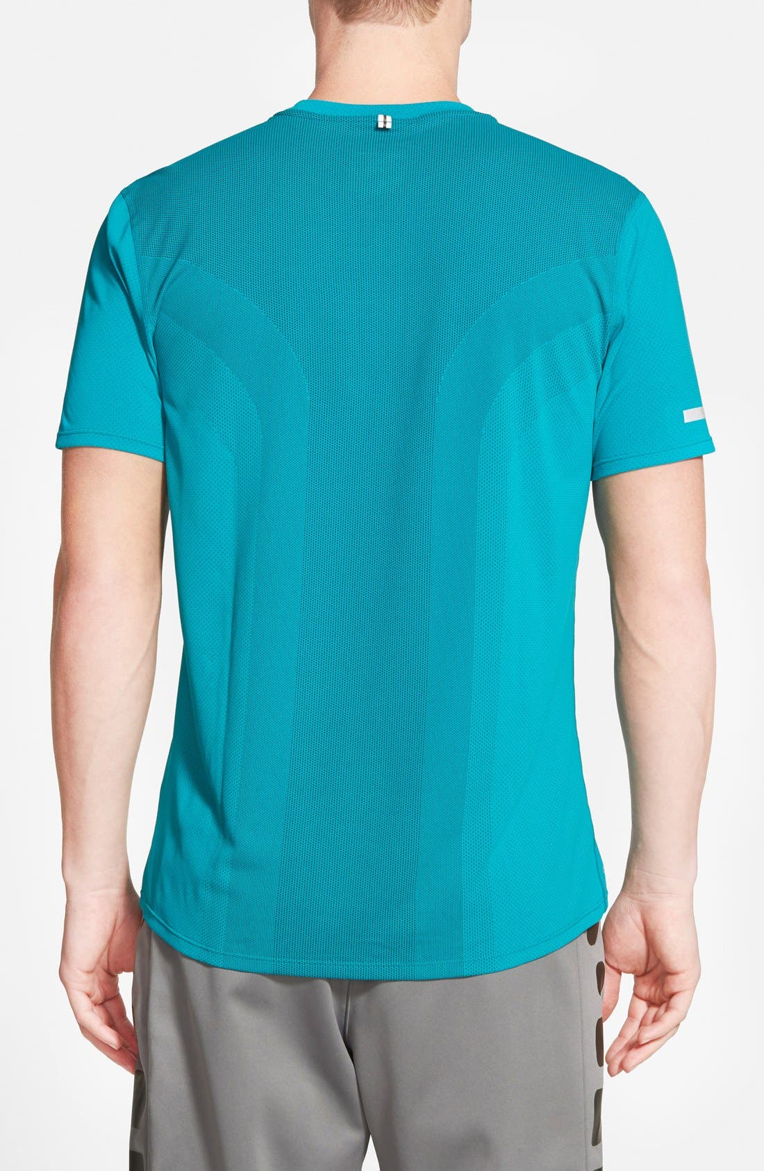 'Contour' Mesh Dri-FIT Running T-Shirt,                             Alternate thumbnail 10, color,