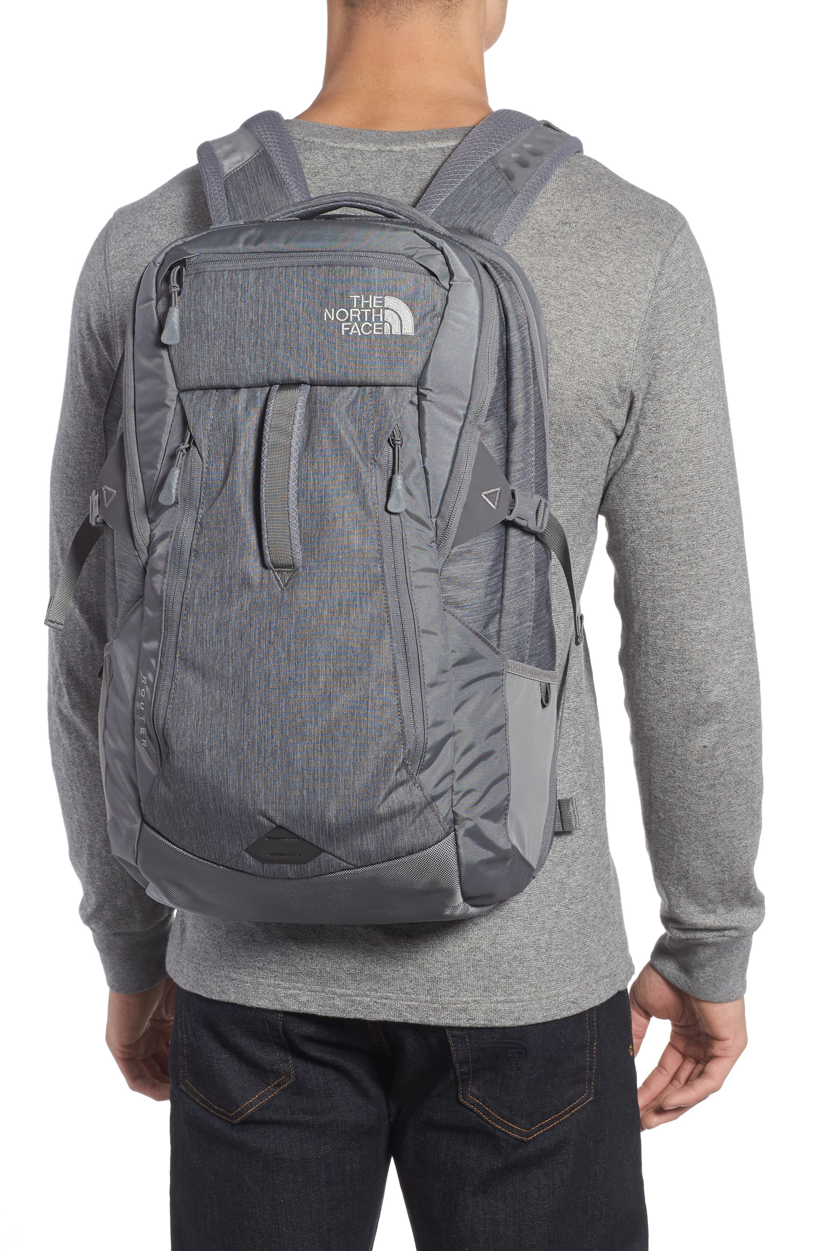 Router Backpack,                             Alternate thumbnail 5, color,