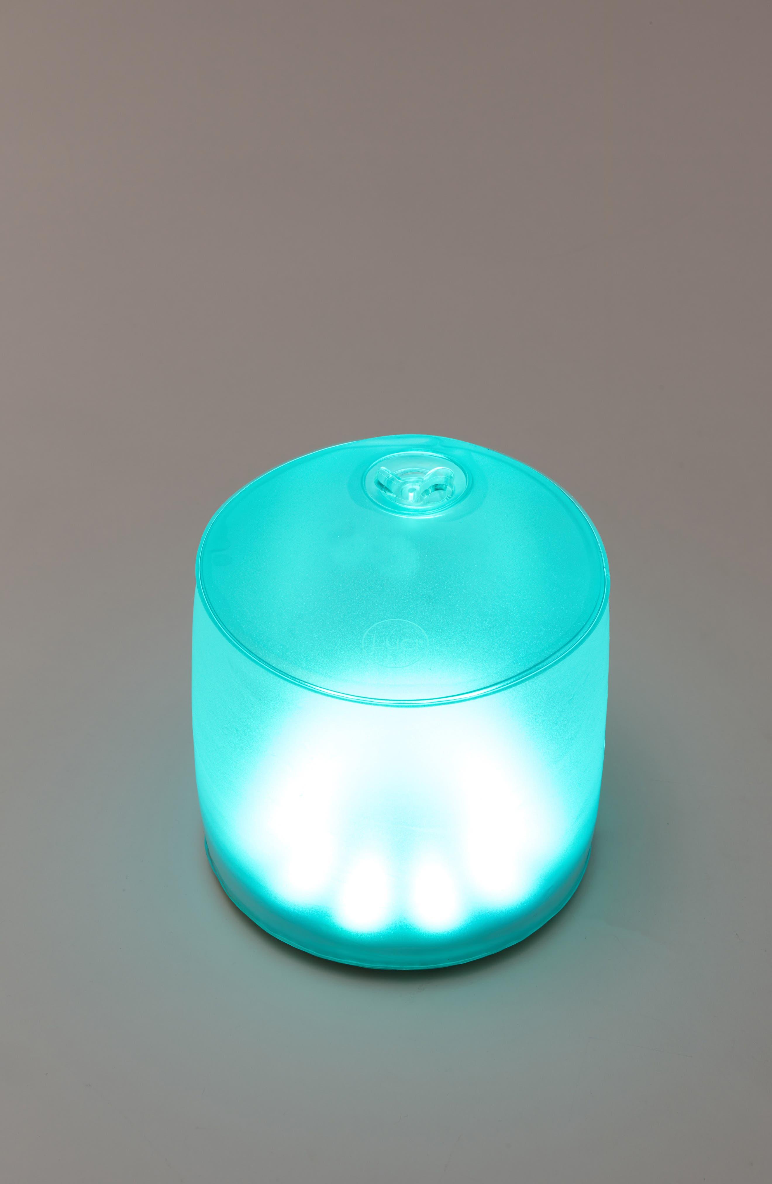 x Soda Luci Color Essence Inflatable Solar Lantern,                             Alternate thumbnail 5, color,                             NONE