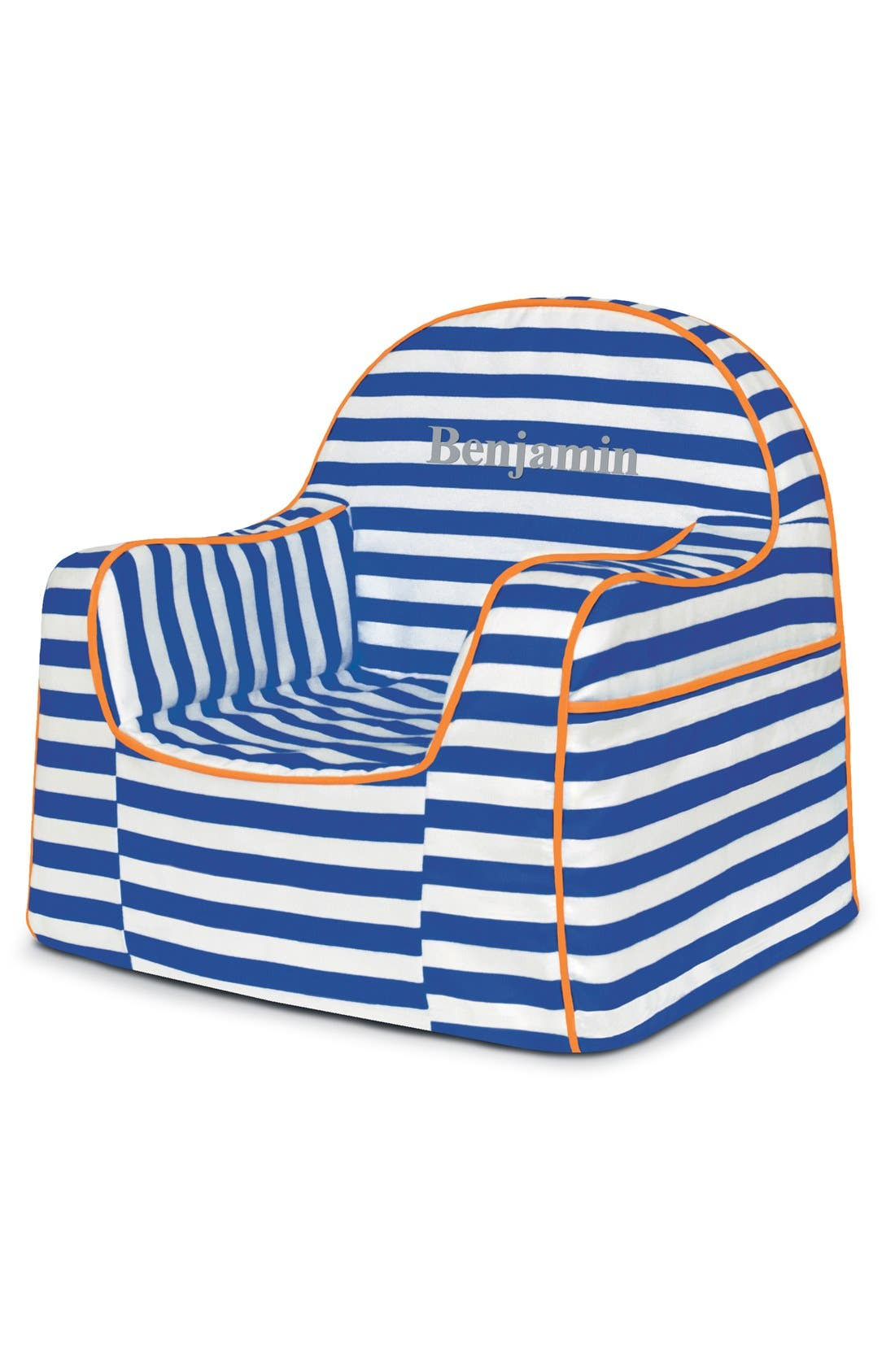 'Personalized Little Reader' Chair,                             Alternate thumbnail 5, color,                             405