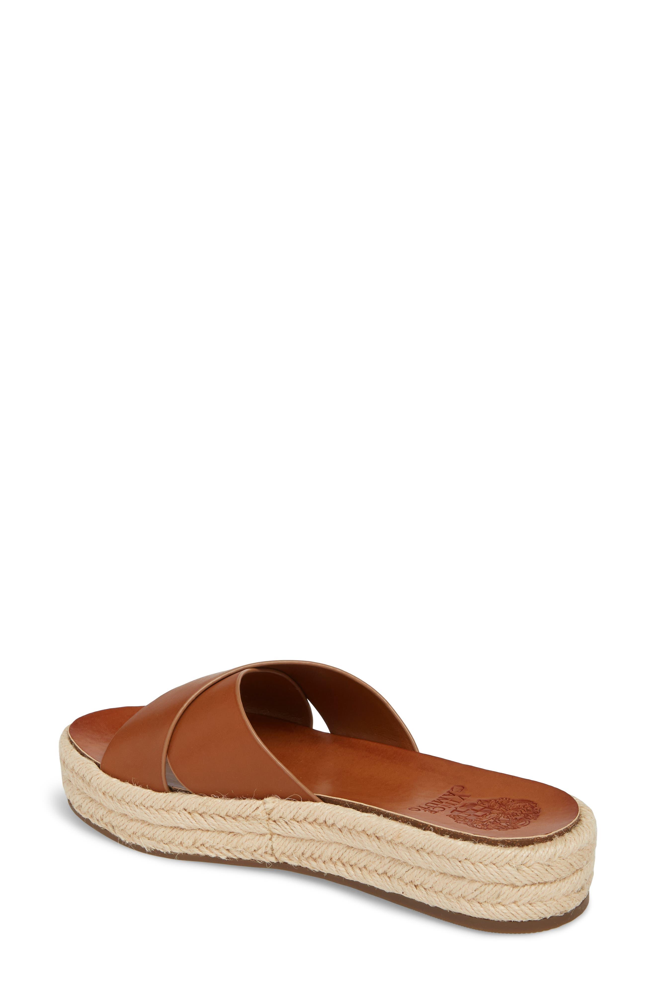 Carran Platform Sandal,                             Alternate thumbnail 9, color,