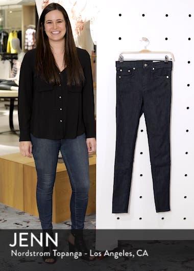 High Waist Skinny Jeans, sales video thumbnail