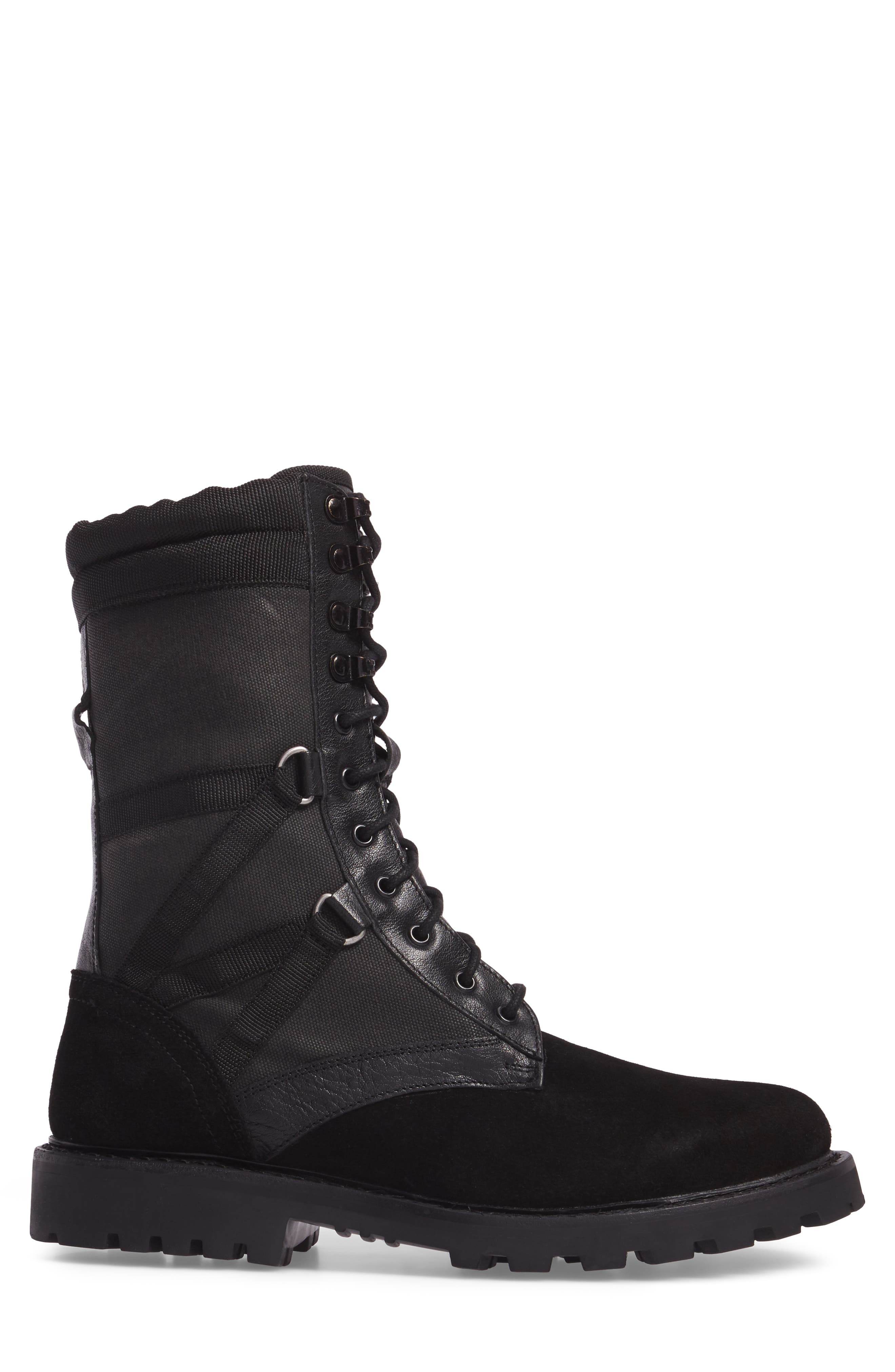 Combat Ultra Force Boot,                             Alternate thumbnail 3, color,                             001