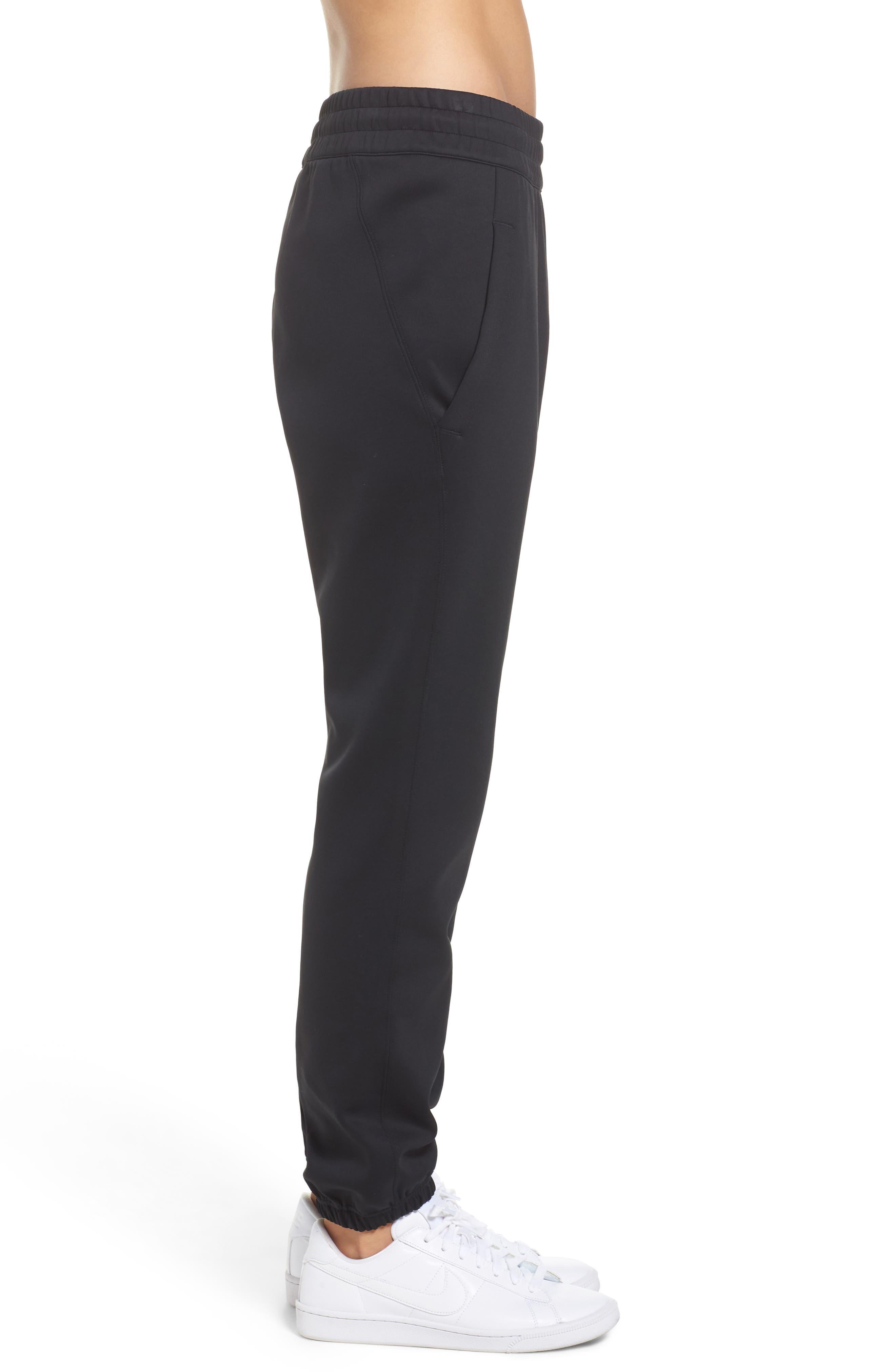 NikeLab Essentials Women's Fleece Pants,                             Alternate thumbnail 3, color,                             010