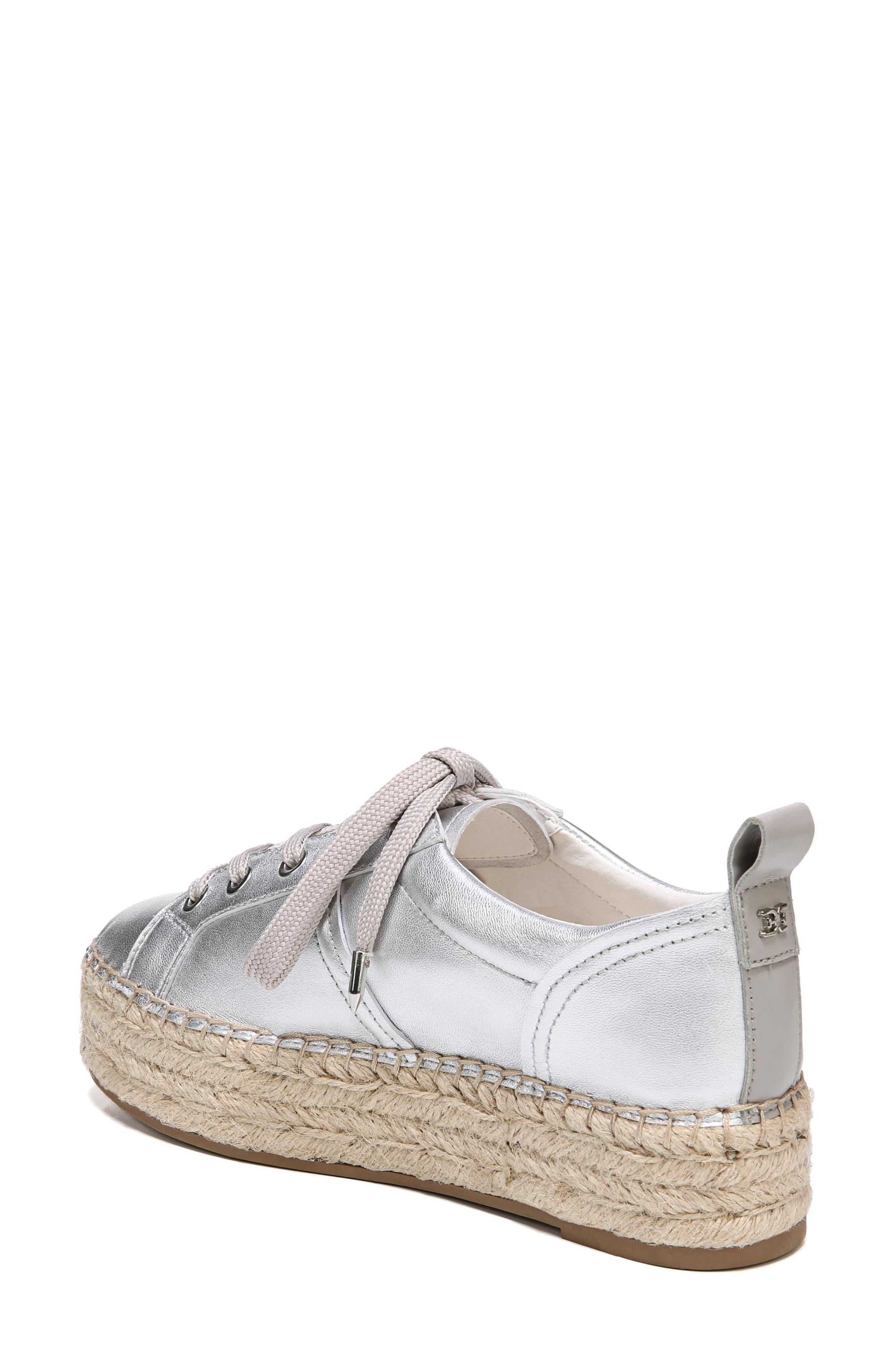 Carleigh Espadrille Sneaker,                             Alternate thumbnail 2, color,                             040