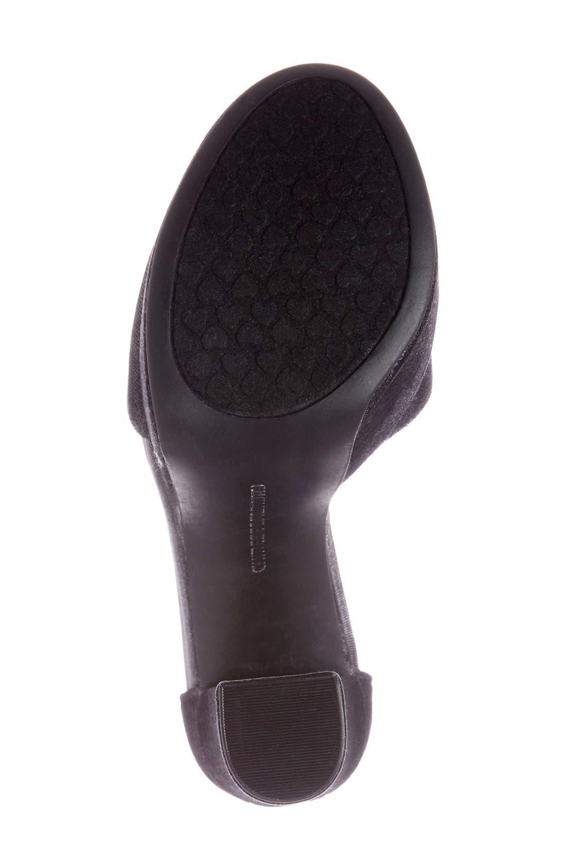 Ace Platform Sandal,                             Alternate thumbnail 6, color,                             035