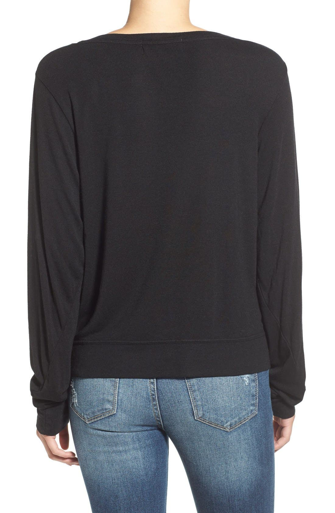 'Baggy Beach Jumper - Rockin Around' Pullover,                             Alternate thumbnail 5, color,                             001