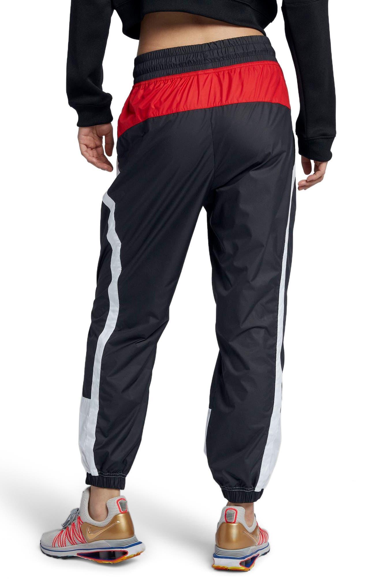 Sportswear Women's Woven Moto Pants,                             Alternate thumbnail 2, color,