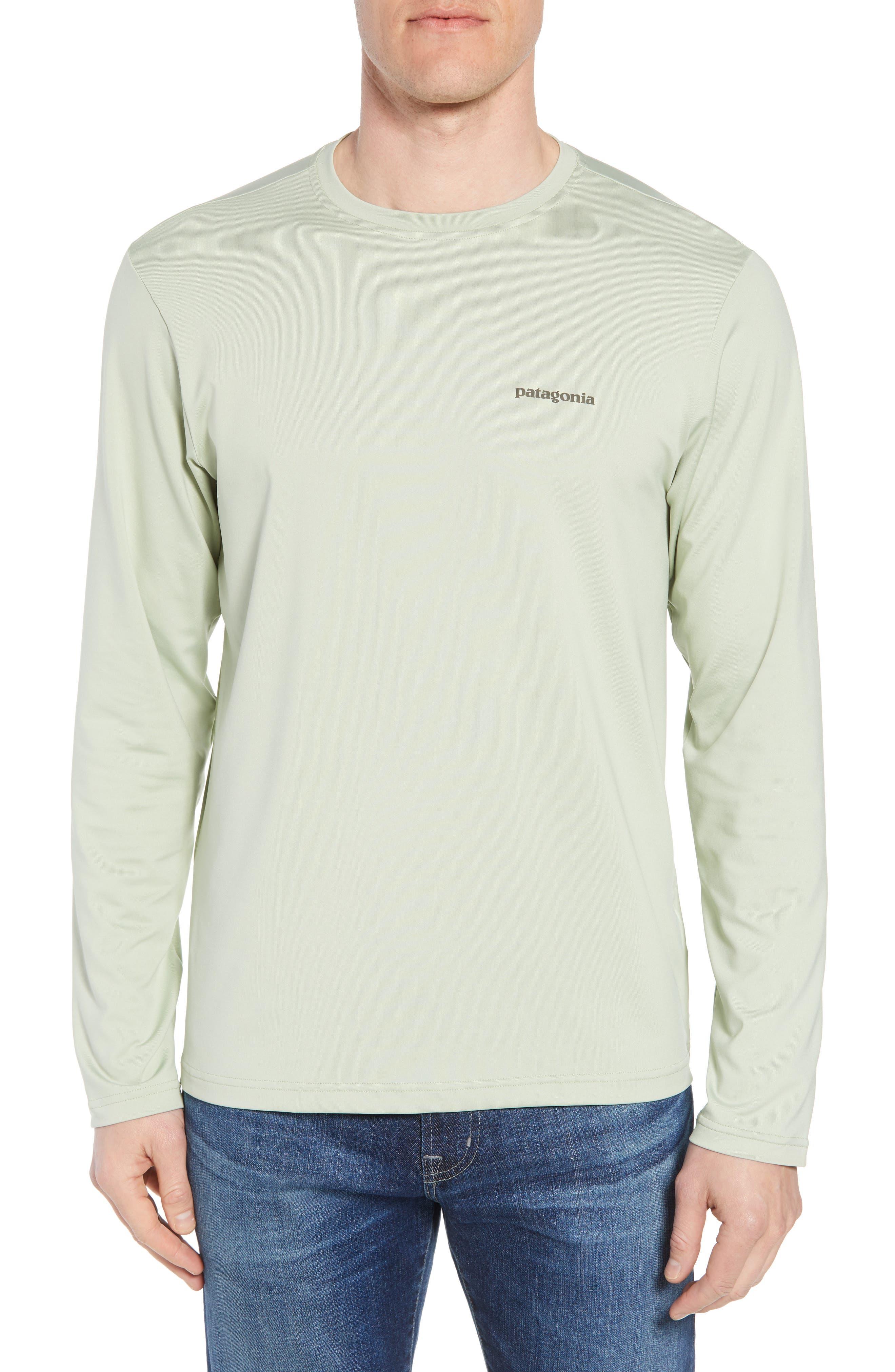Tech Fish Graphic Long Sleeve T-Shirt,                             Main thumbnail 2, color,