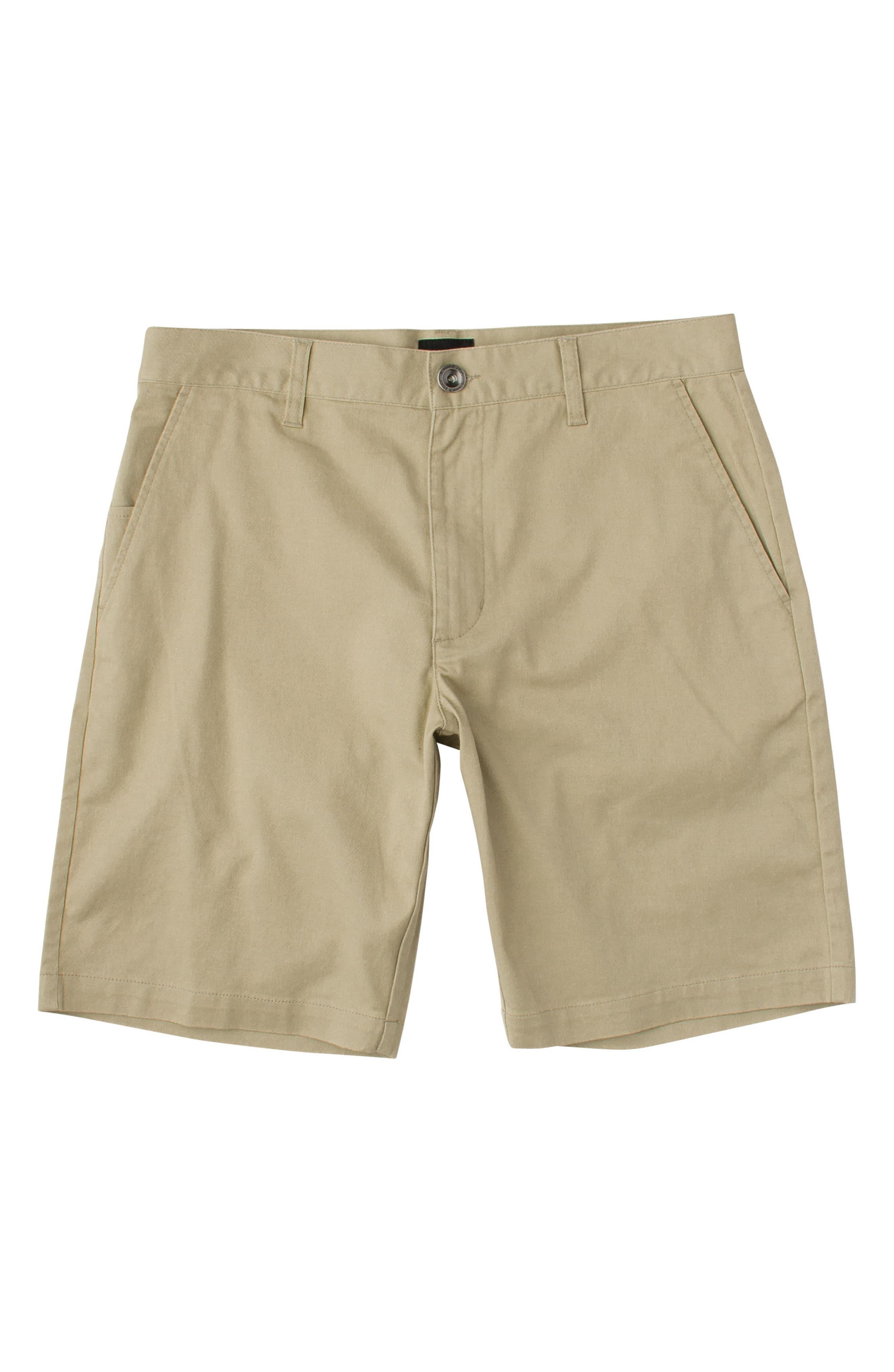 'Weekday' Shorts,                             Main thumbnail 1, color,                             260