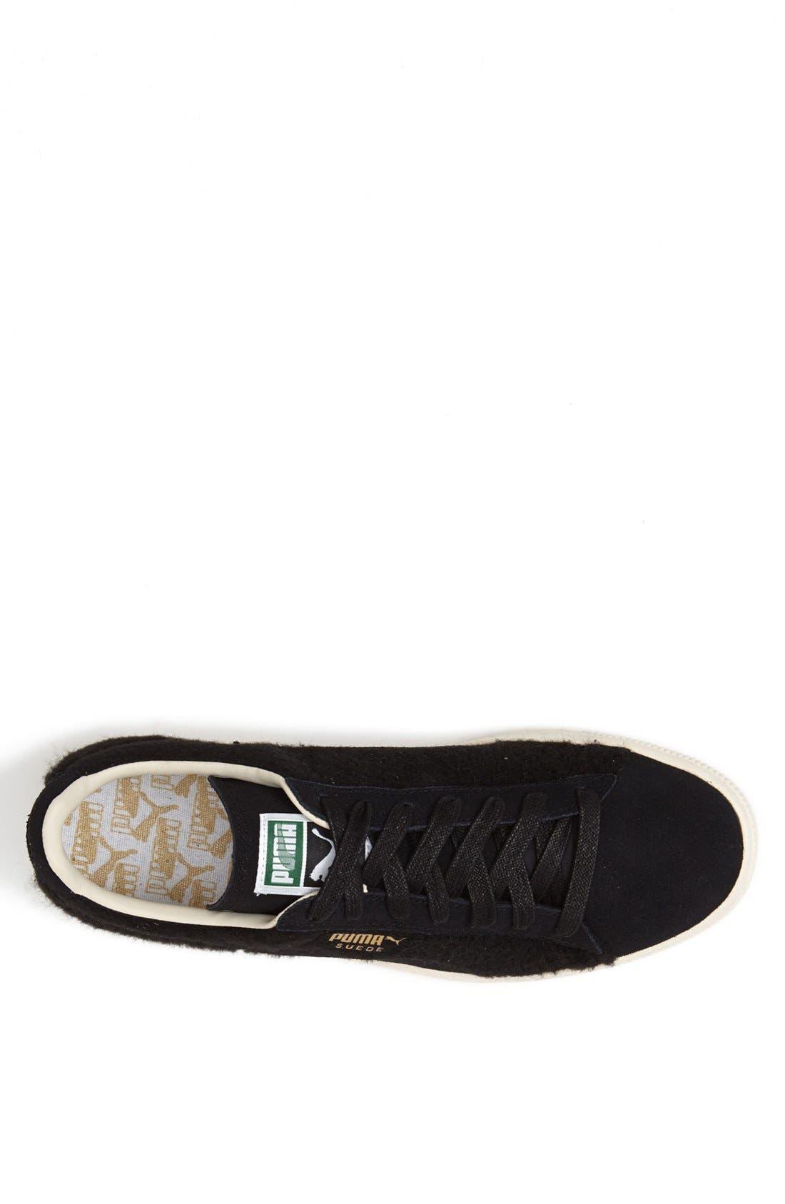 'Suede City' Sneaker,                             Alternate thumbnail 2, color,                             001