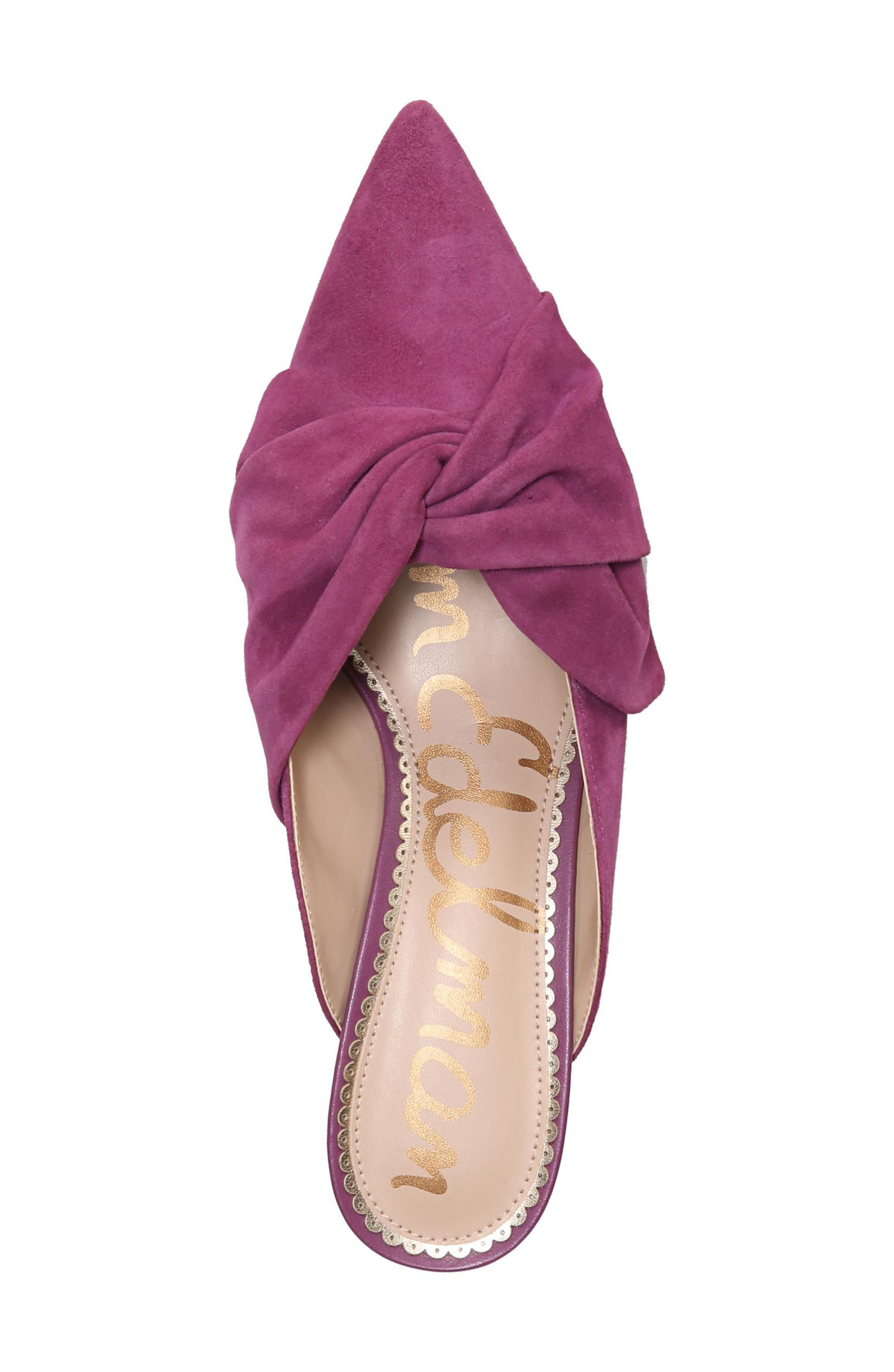 Laney Pointy Toe Mule,                             Alternate thumbnail 28, color,