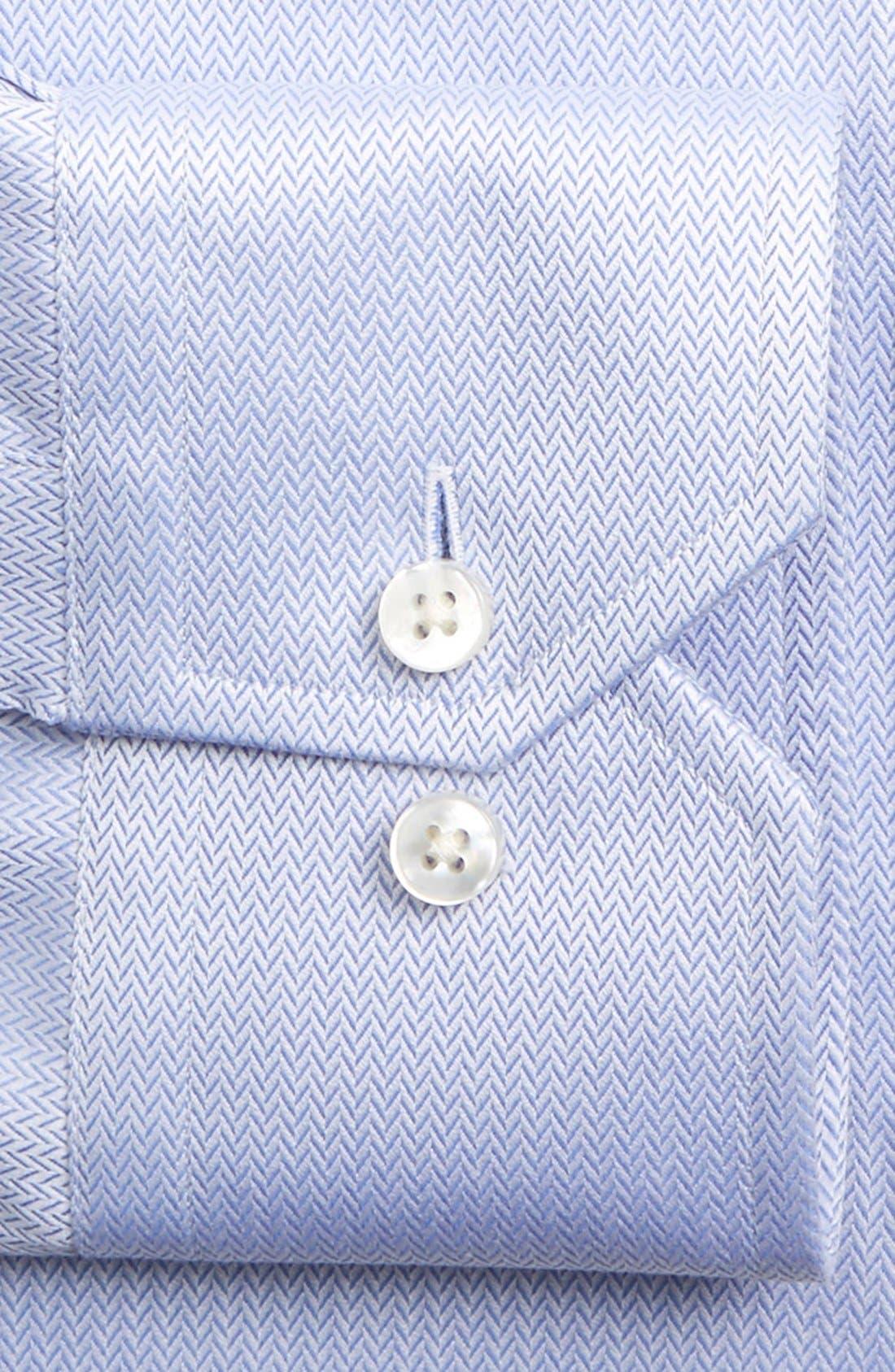 Classic Fit Dress Shirt,                             Alternate thumbnail 2, color,                             450