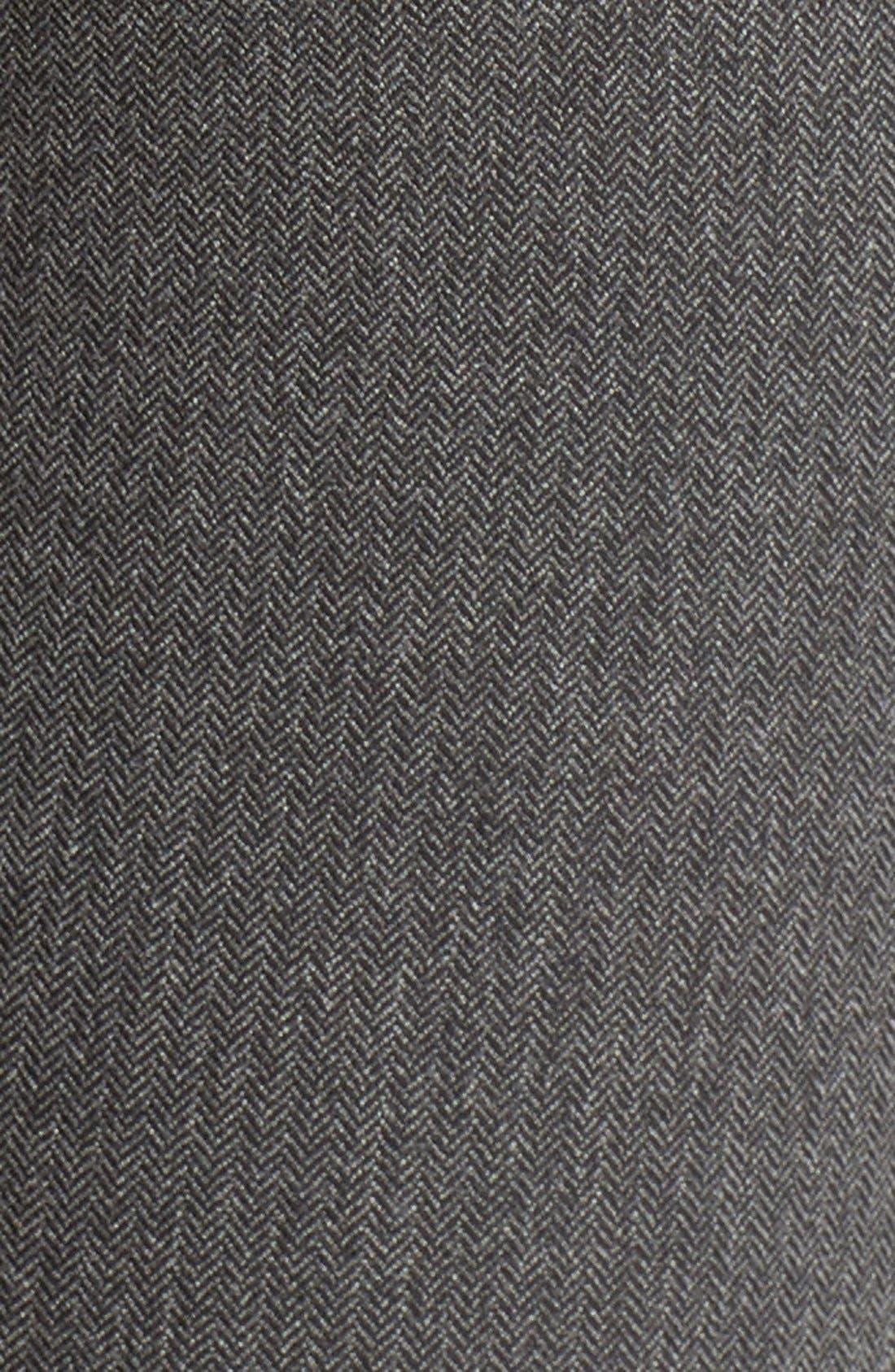 Herringbone Leggings,                             Alternate thumbnail 6, color,                             021