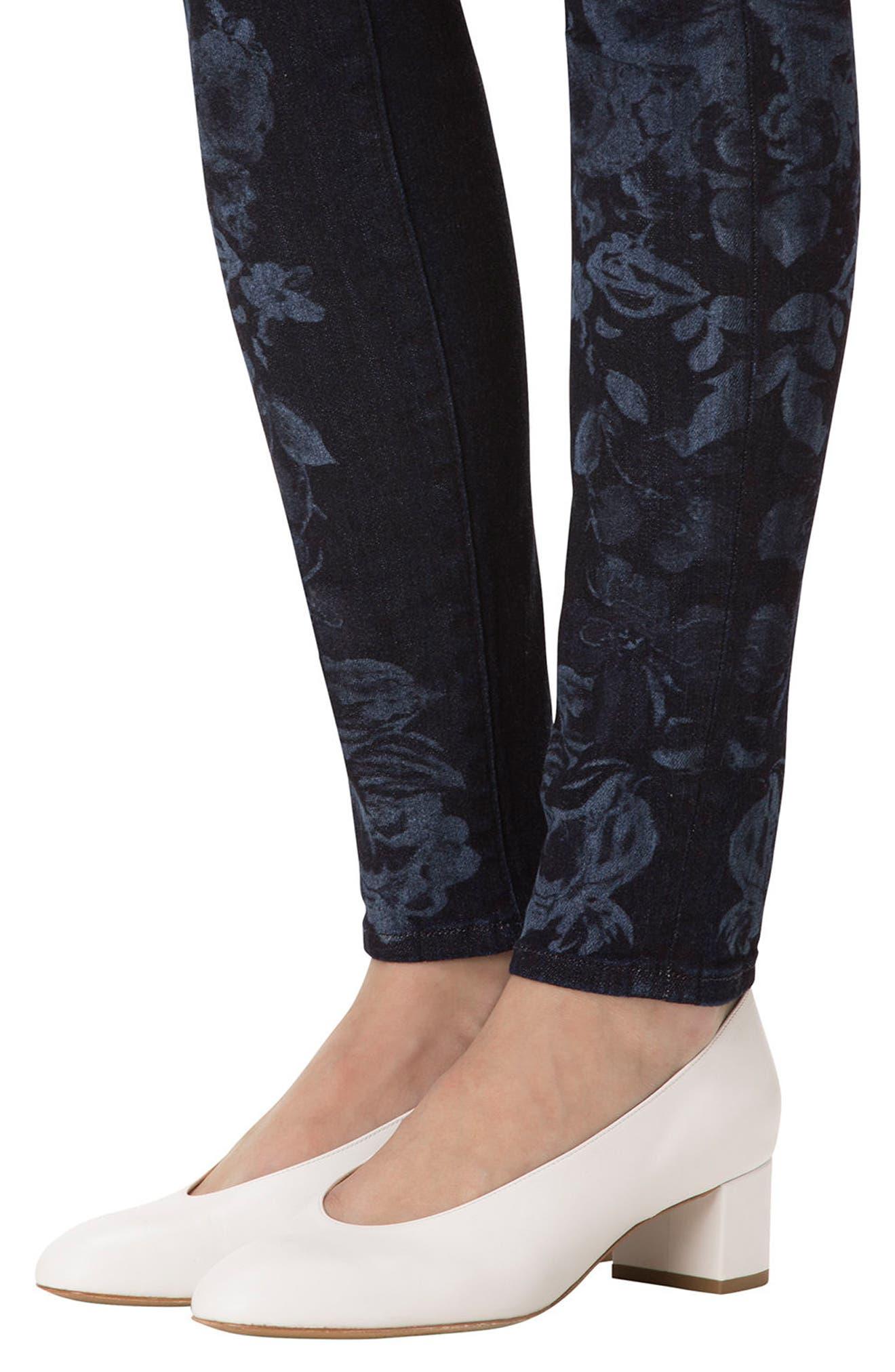 620 Mid Rise Super Skinny Jeans,                             Alternate thumbnail 4, color,                             413