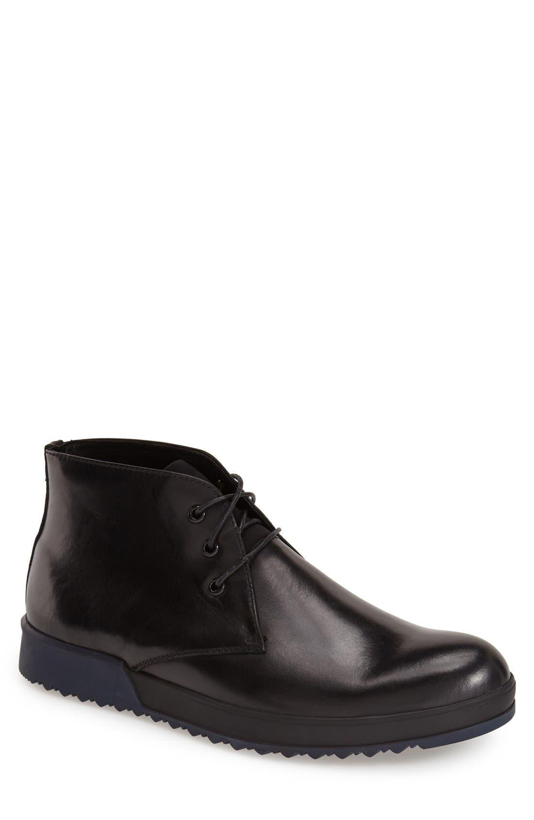 'No Regrets' Chukka Boot,                         Main,                         color, 001