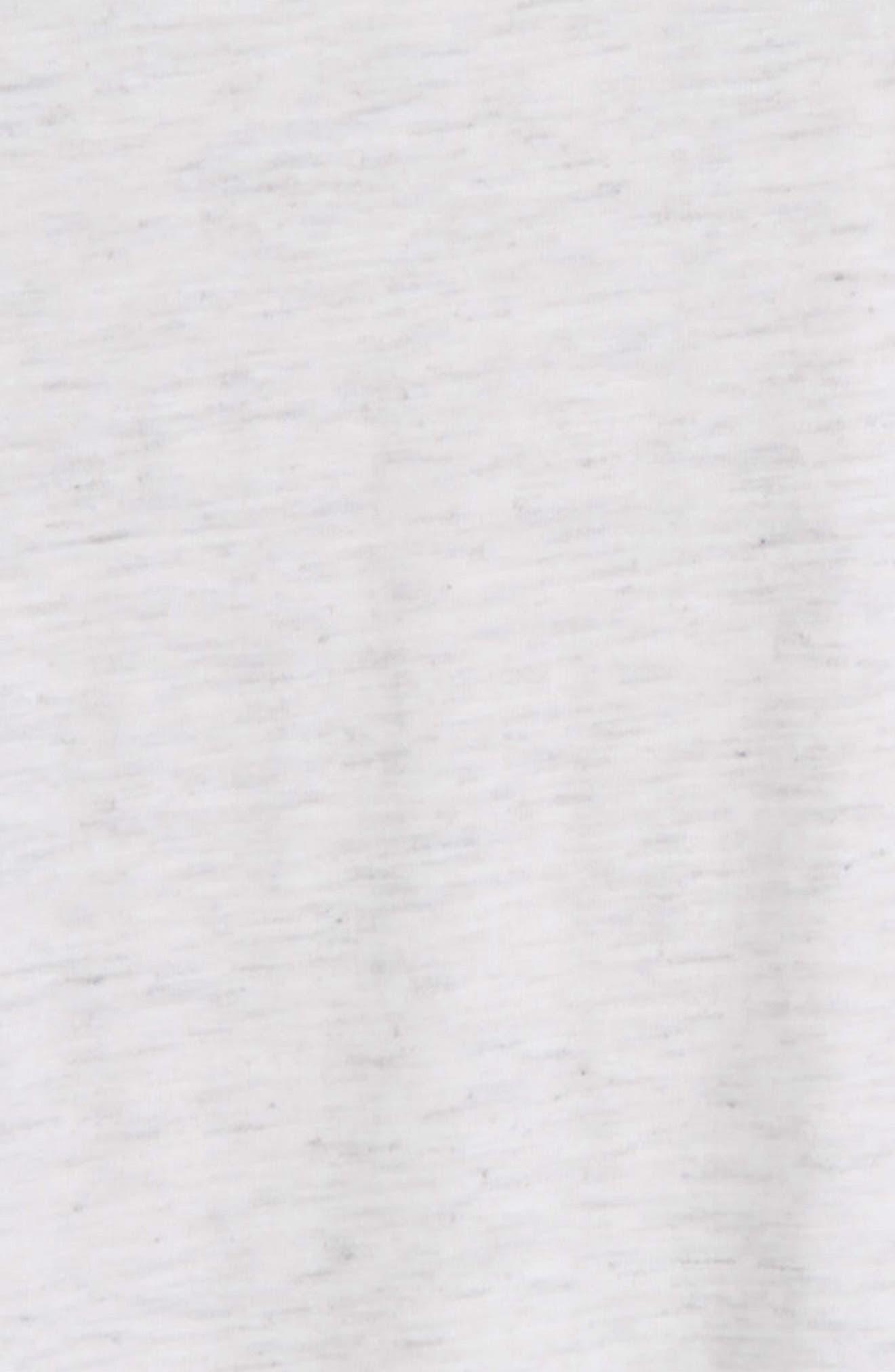 Cutout Short Sleeve Tee,                             Alternate thumbnail 2, color,