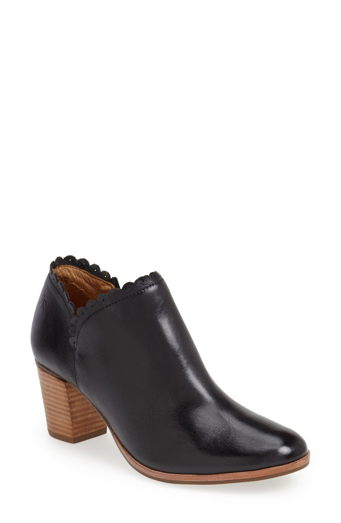 'Marianne' Bootie,                         Main,                         color, 001