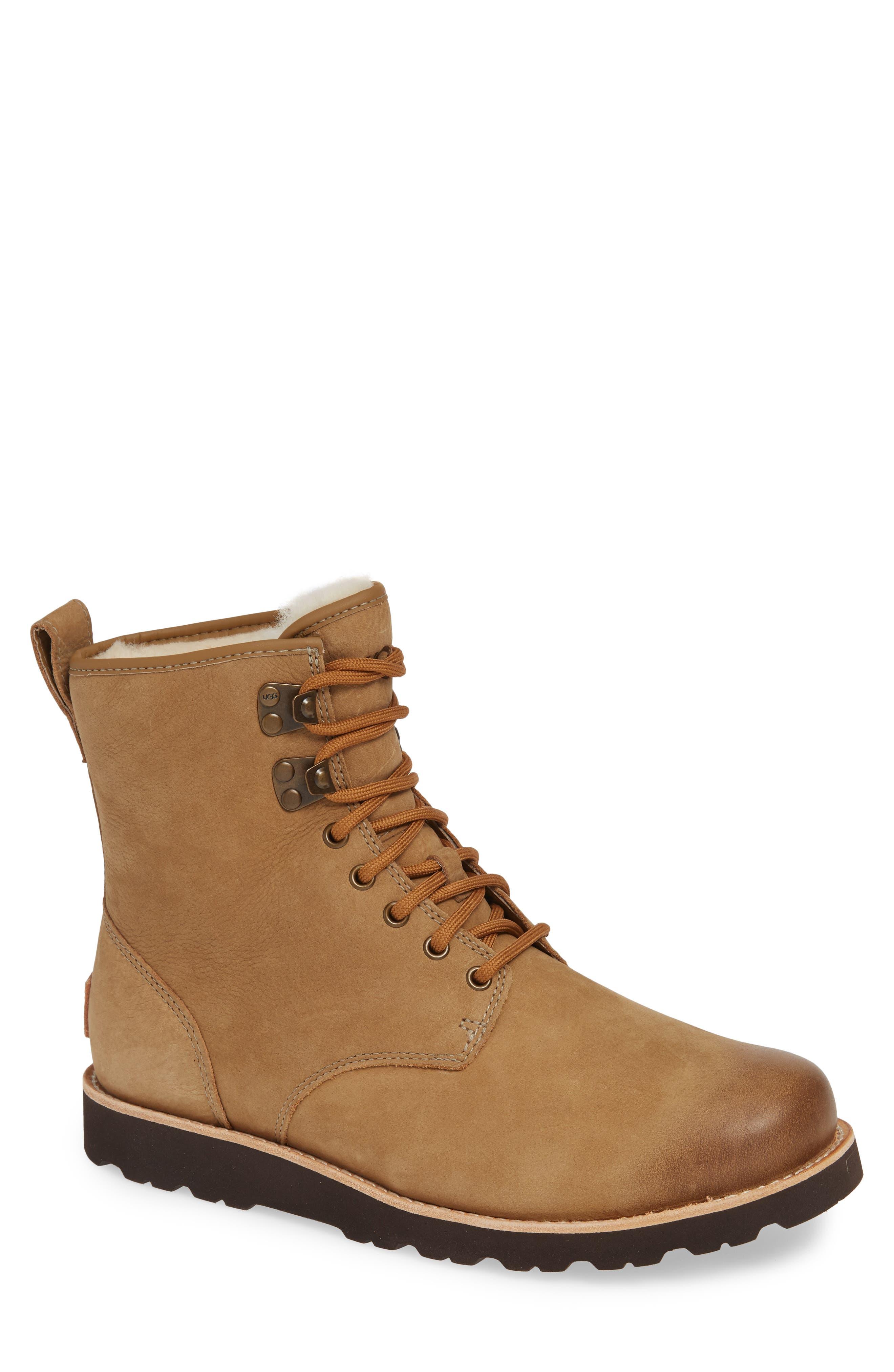 Ugg Hannen Waterproof Boot, Brown