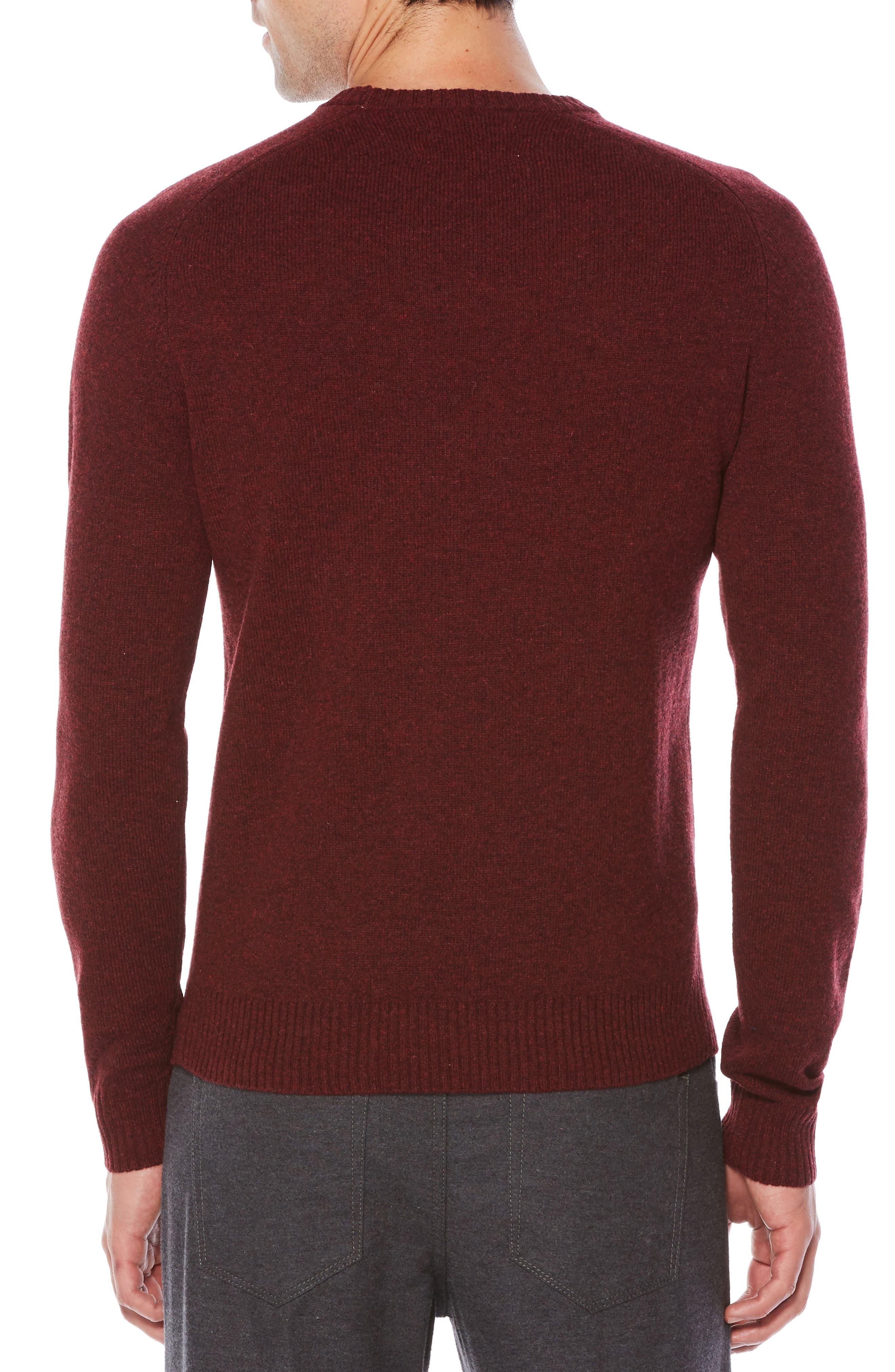 P55 Lambswool Sweater,                             Alternate thumbnail 8, color,