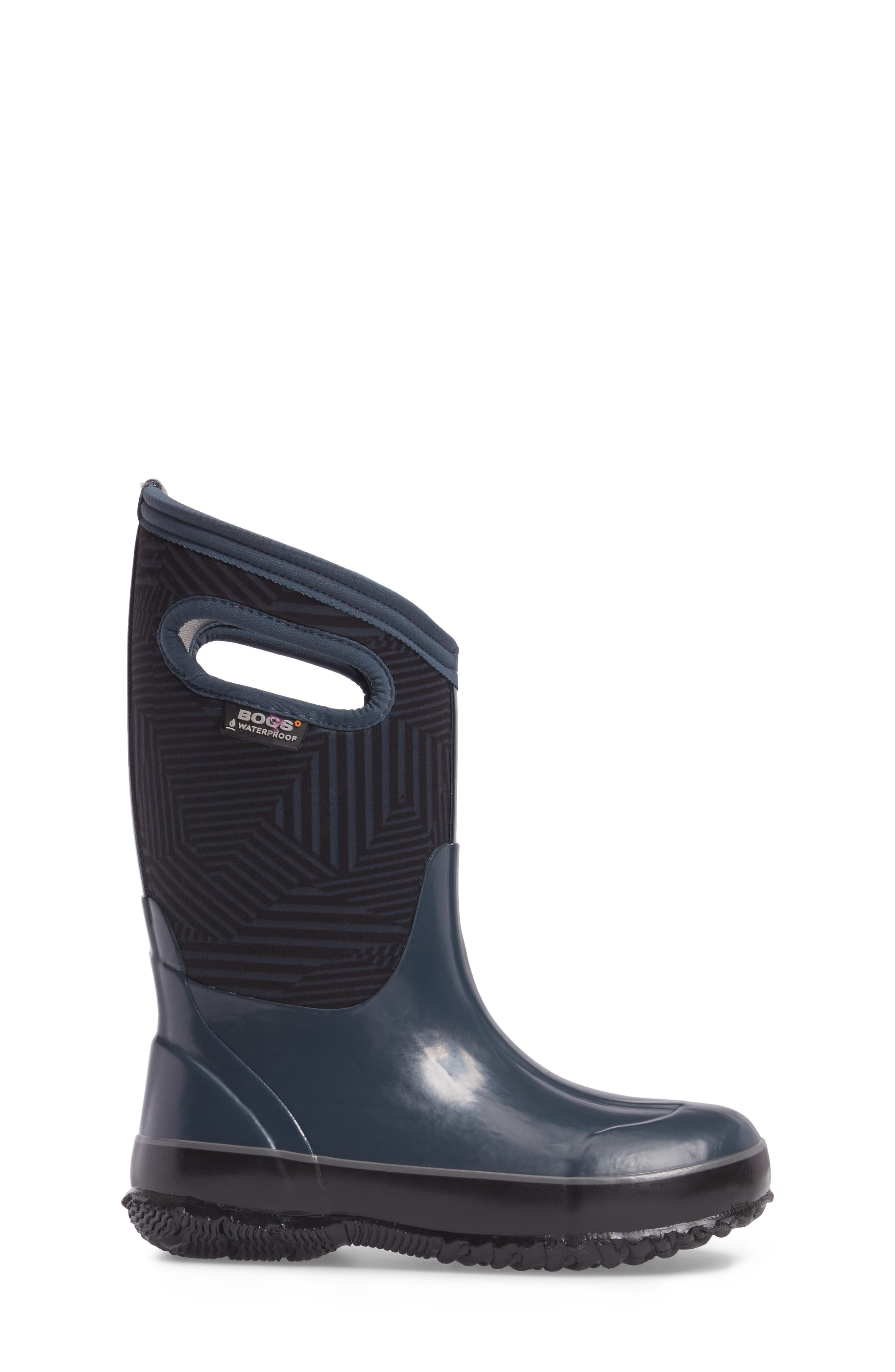 Classic Phaser Insulated Waterproof Boot,                             Alternate thumbnail 9, color,