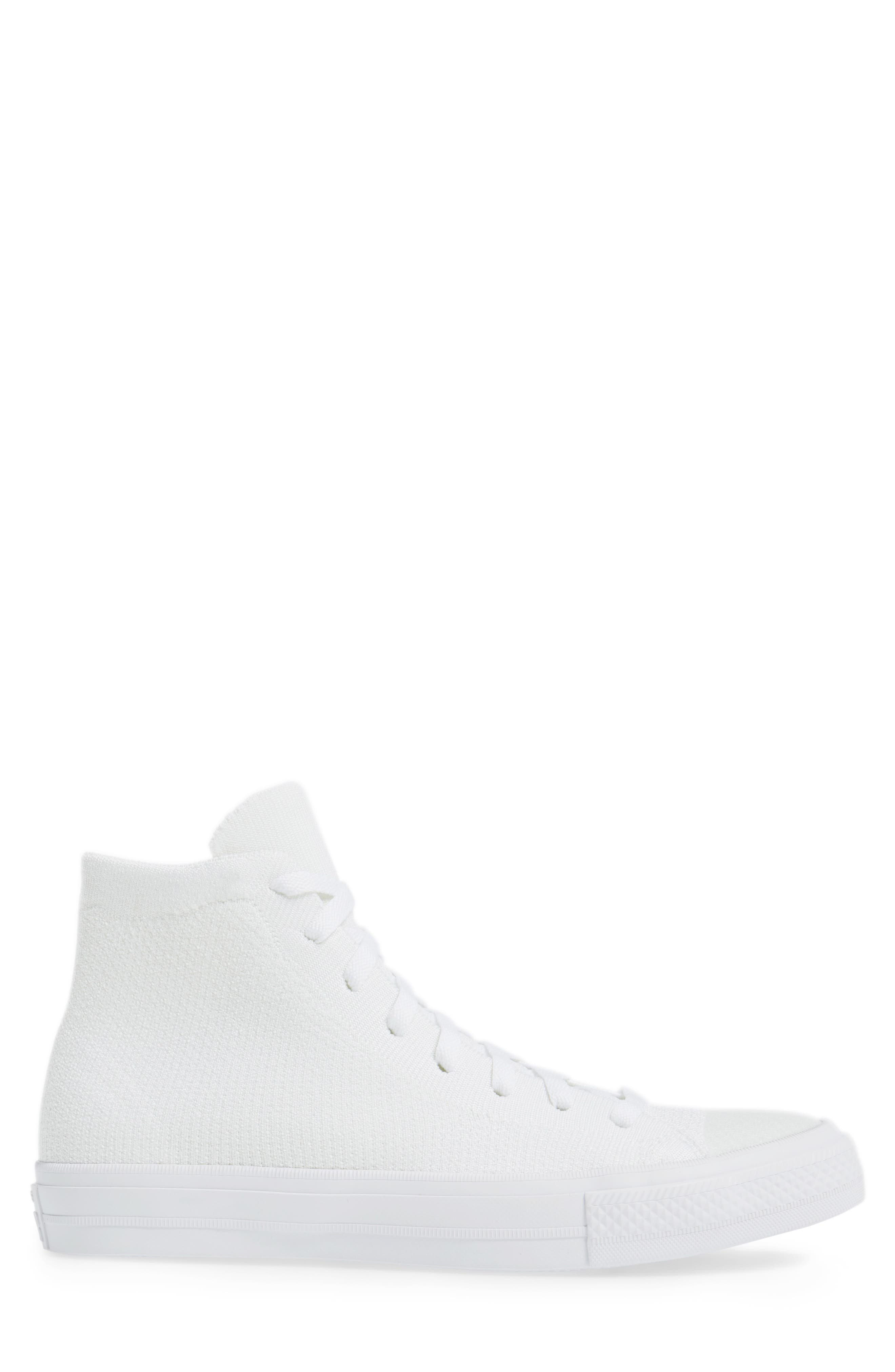 Chuck Taylor<sup>®</sup> All Star<sup>®</sup> Flyknit Hi Sneaker,                             Alternate thumbnail 16, color,