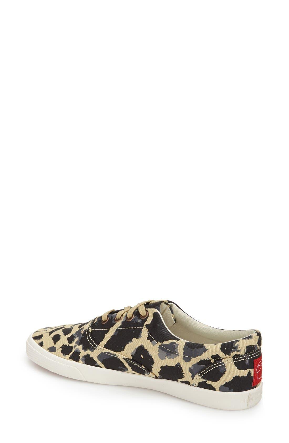 'Giraffe' Sneaker,                             Alternate thumbnail 4, color,                             005