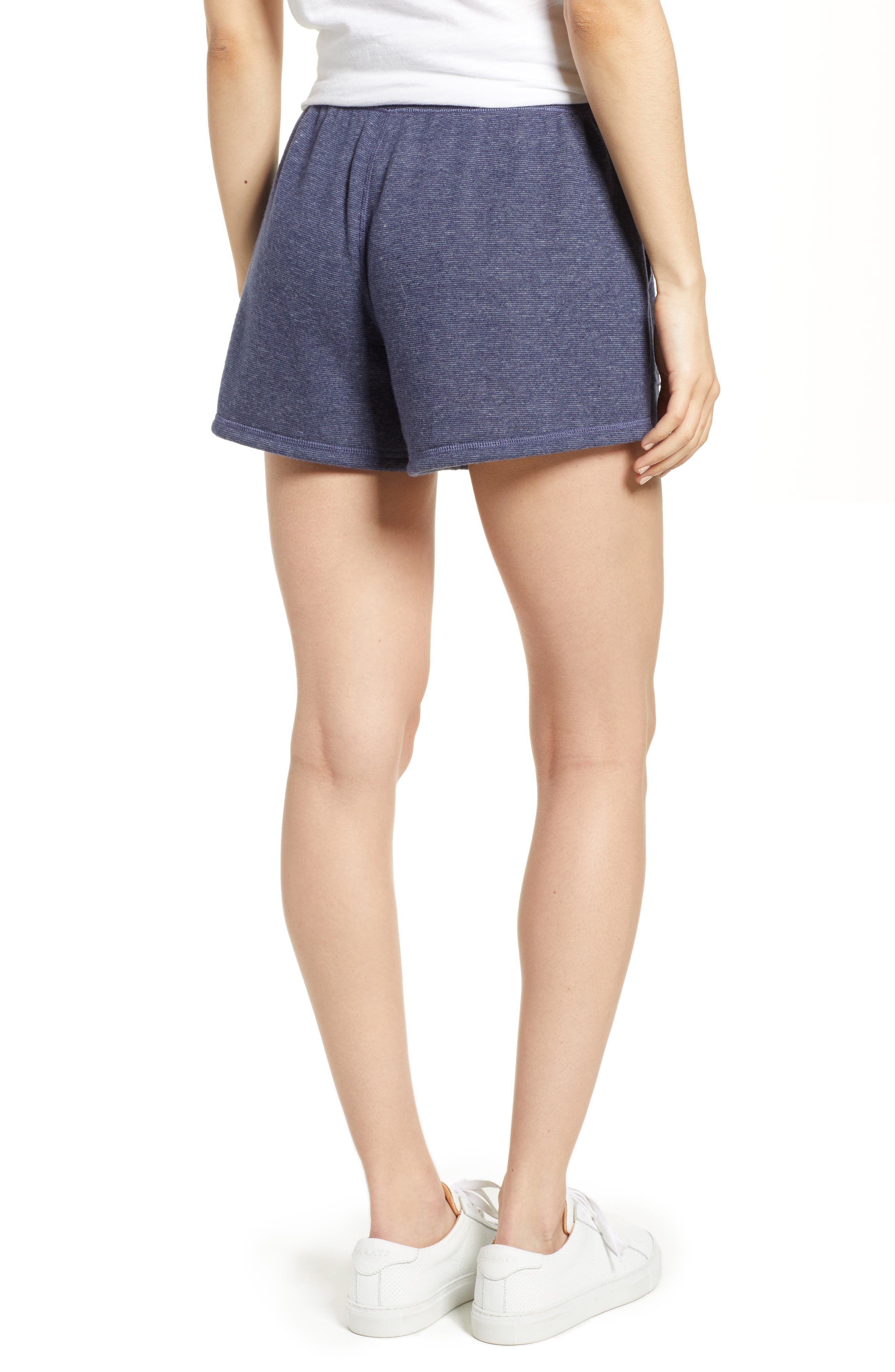 Off-Duty French Terry Shorts,                             Alternate thumbnail 10, color,