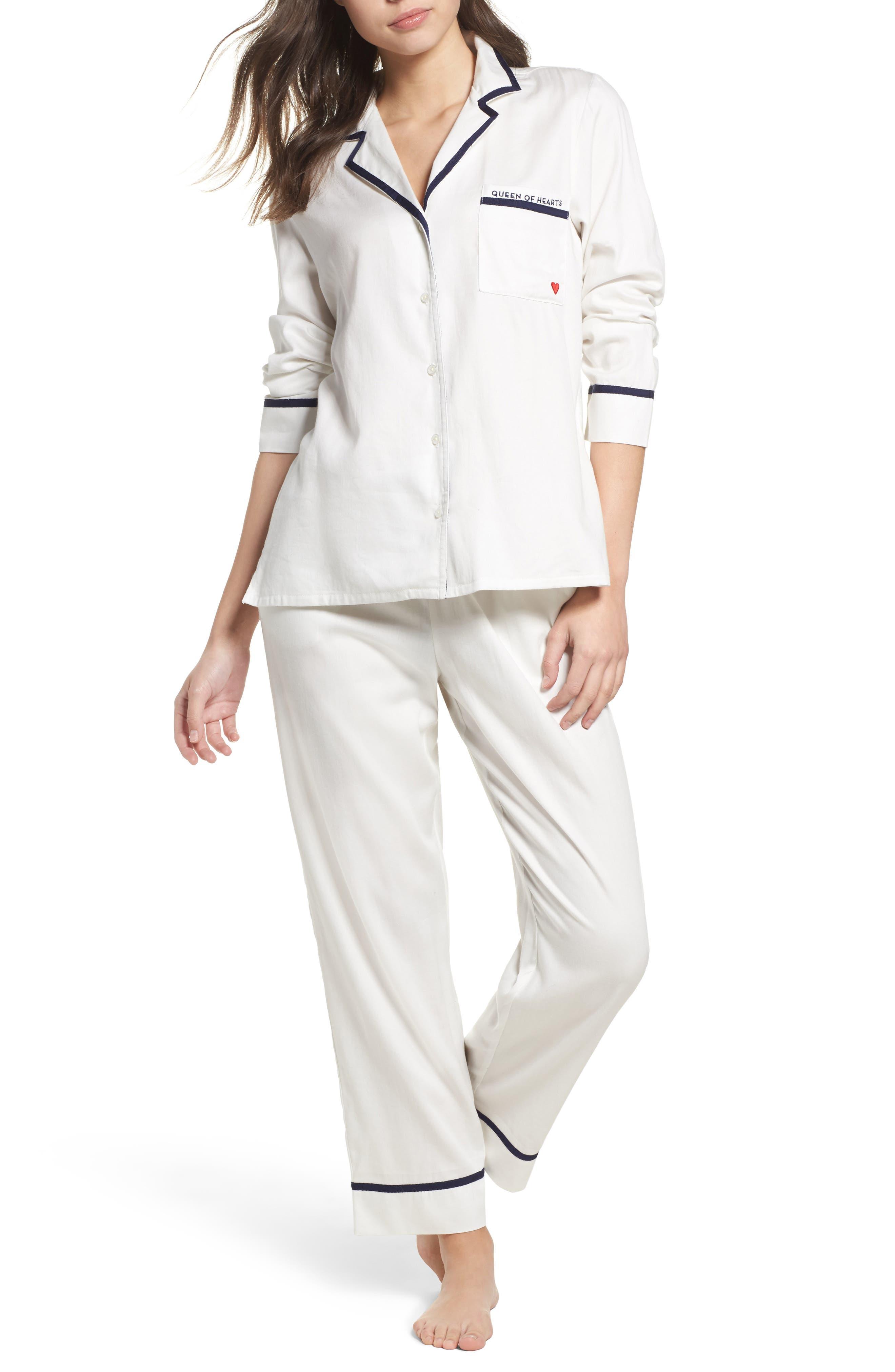 night owl pajamas,                         Main,                         color, 111