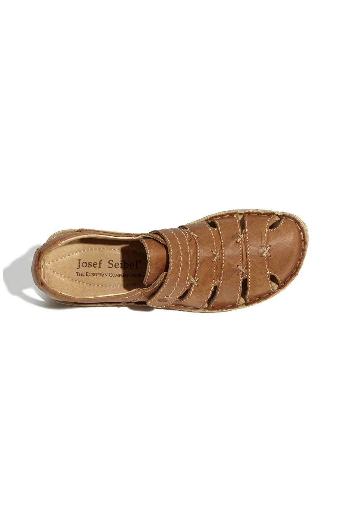 Ida Sandal,                             Alternate thumbnail 3, color,                             BARK