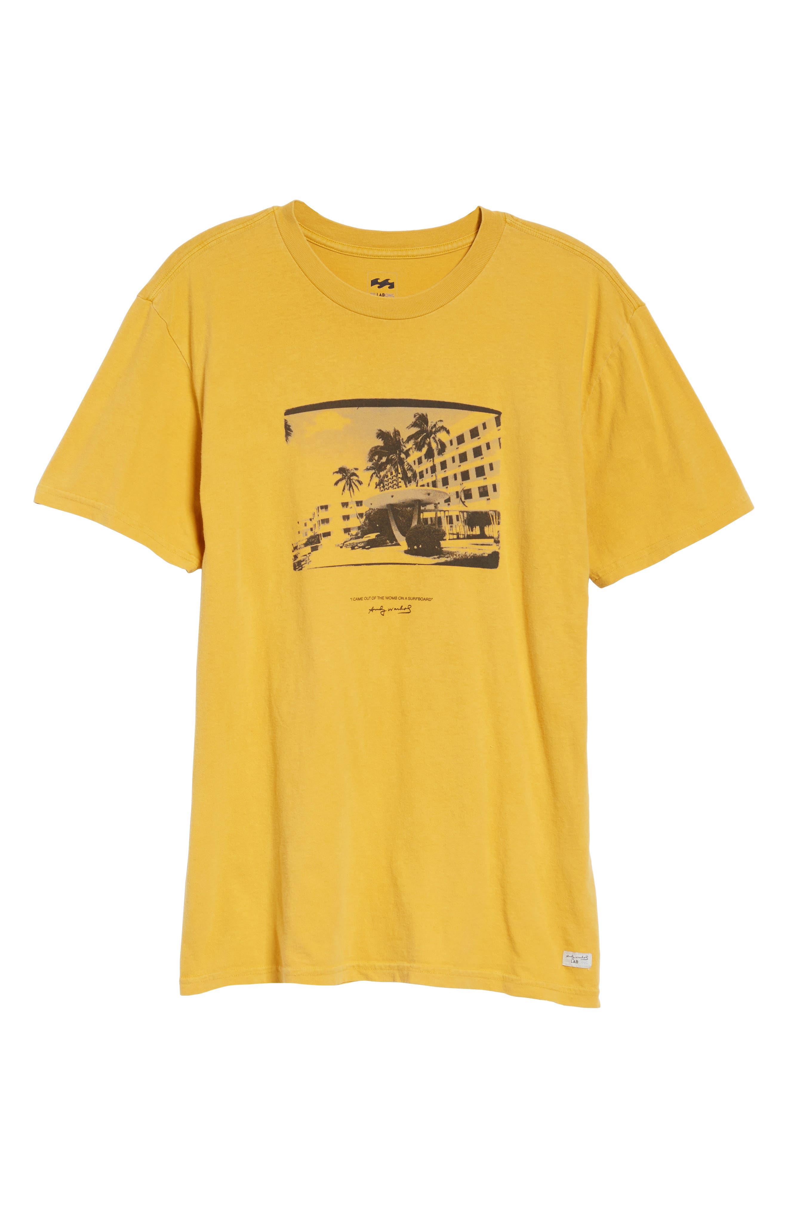 Motel Spring T-Shirt,                             Alternate thumbnail 6, color,                             719