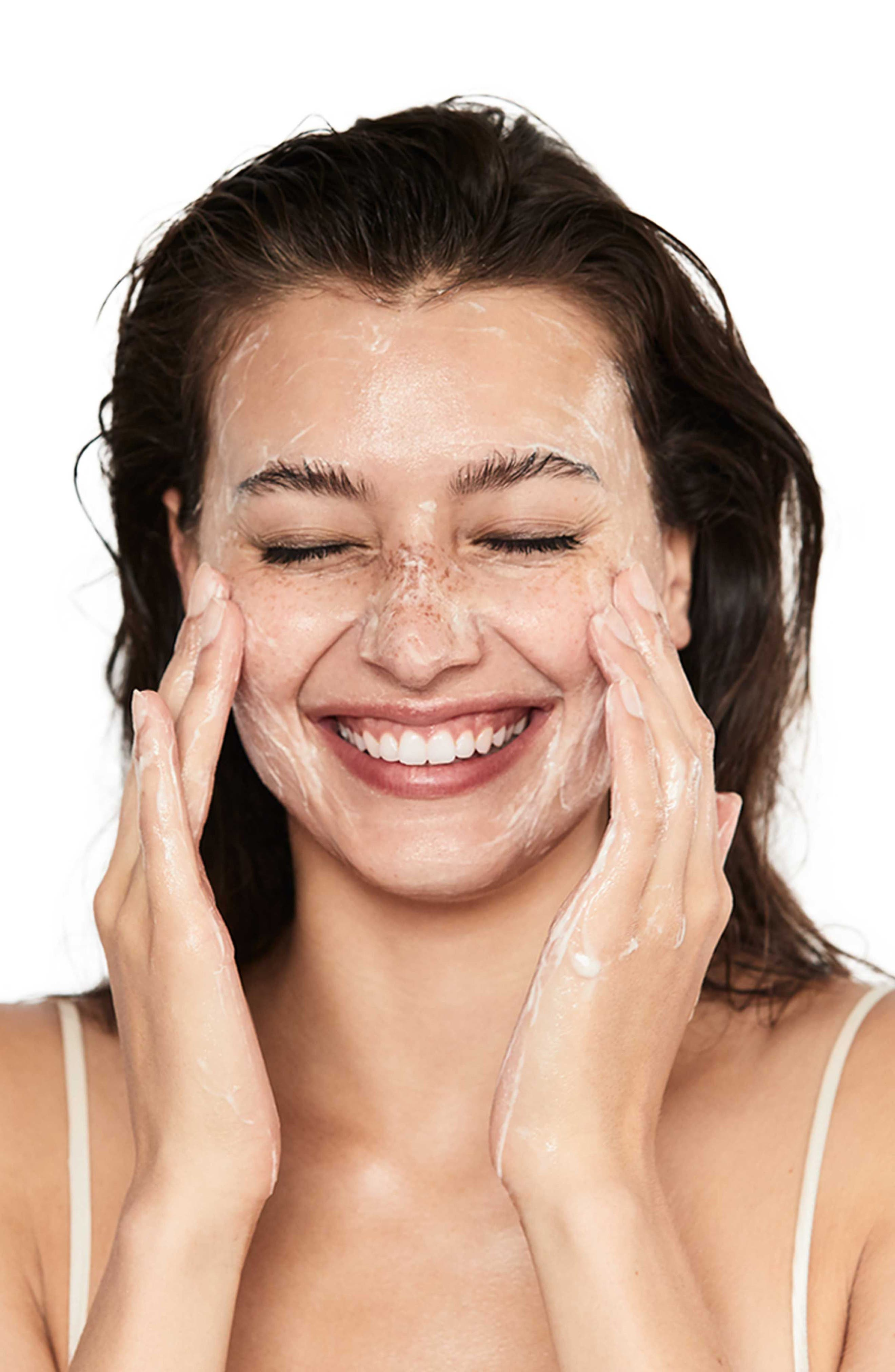 Jumbo Soy Face Cleanser<sup>®</sup>,                             Alternate thumbnail 3, color,                             000