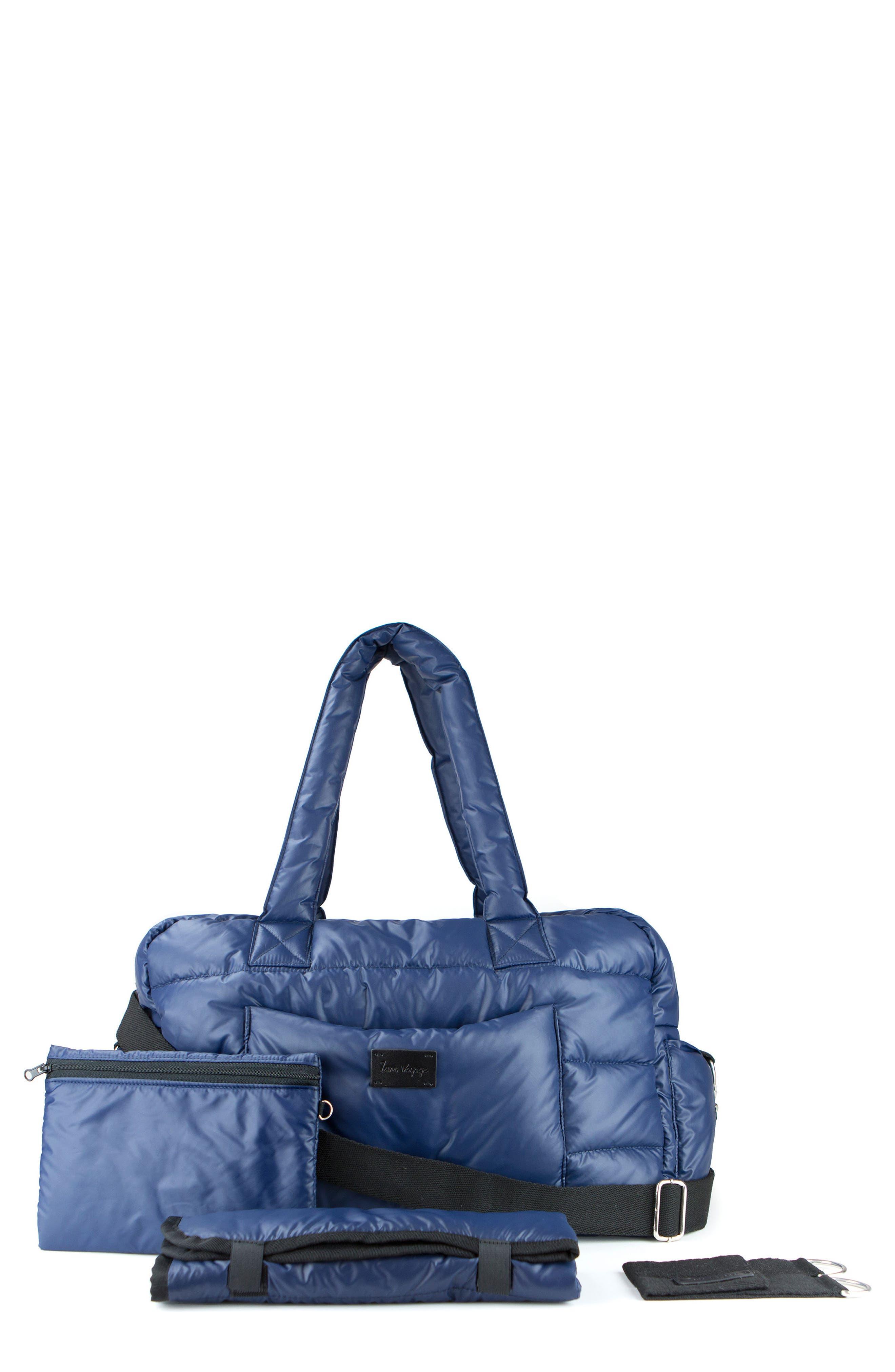 Soho Water Repellent Diaper Bag,                             Main thumbnail 3, color,
