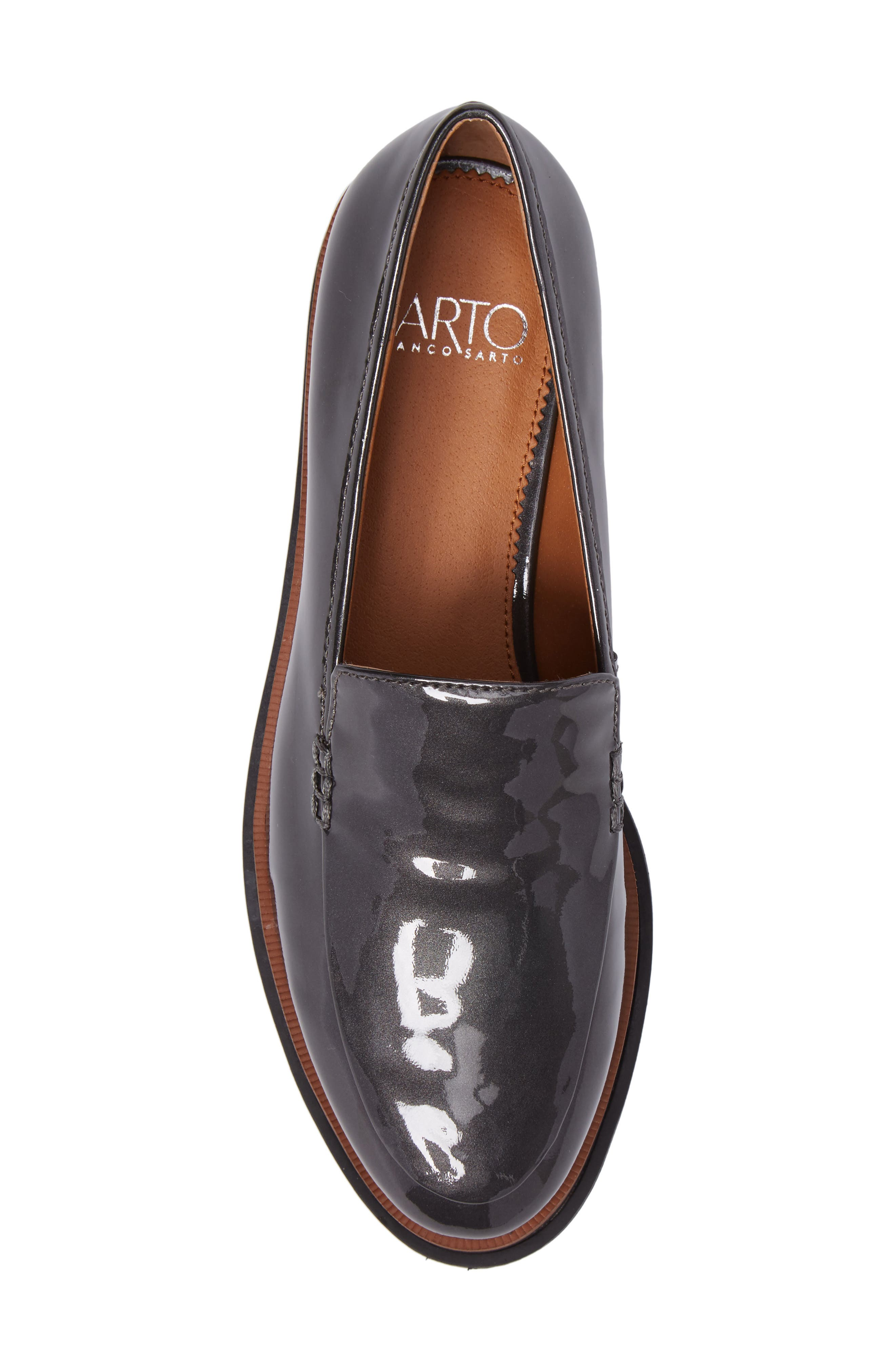 Ayers Loafer Flat,                             Alternate thumbnail 43, color,