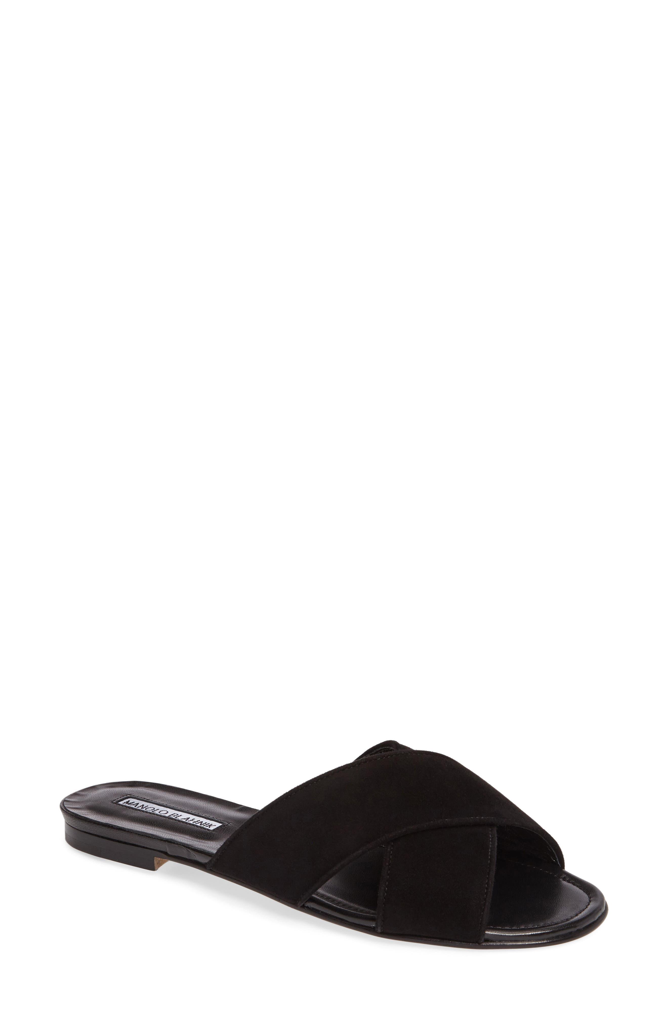 Otawi Slide Sandal,                         Main,                         color, 001