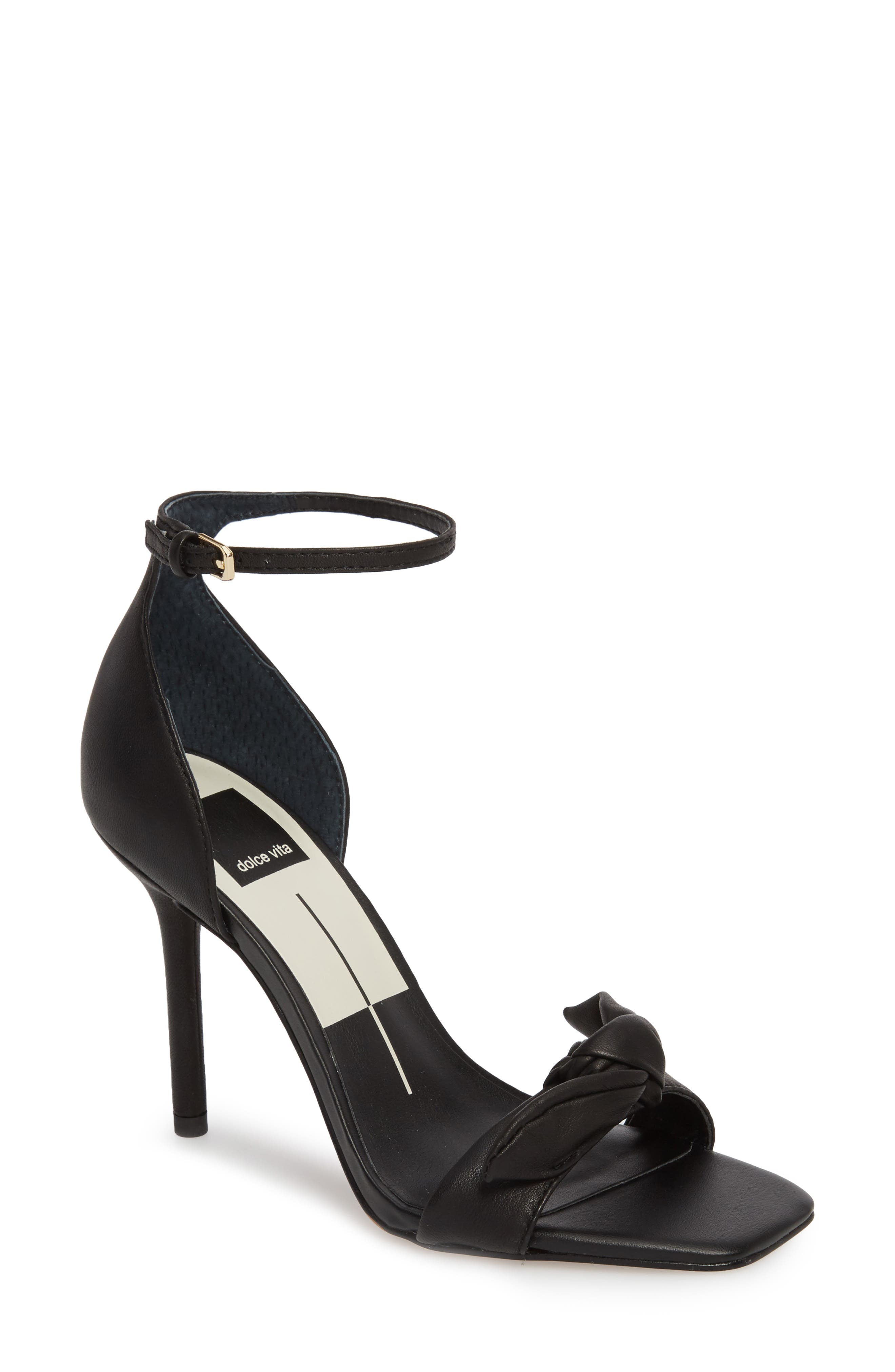 Helana Knotted Sandal,                         Main,                         color,