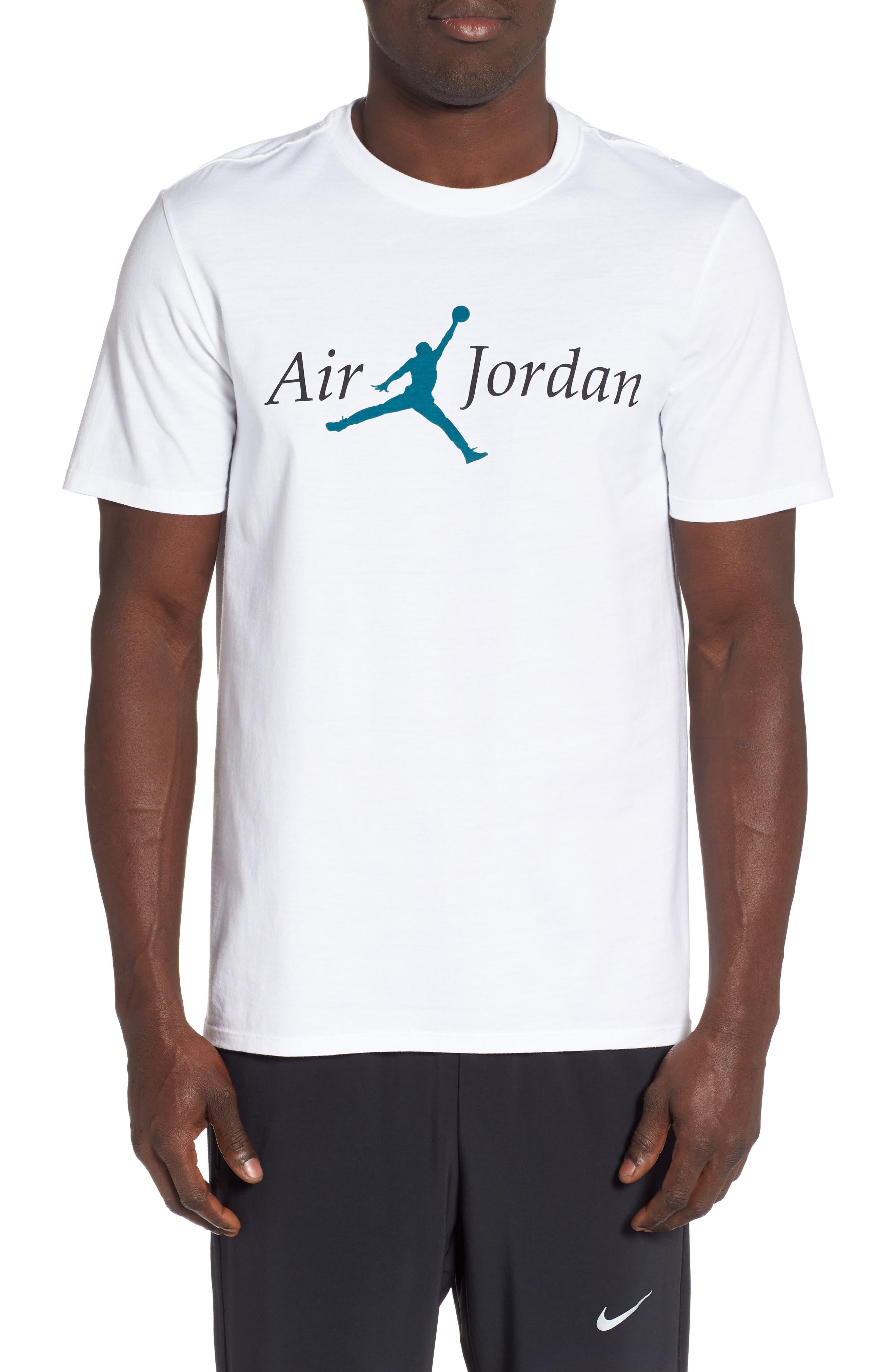 Nike Jordan Air Jordan 5 Graphic T-Shirt White