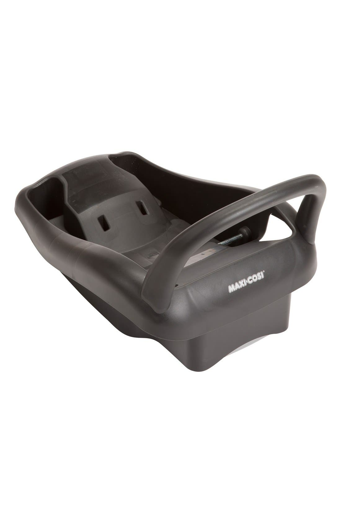 'Mico Max 30' Infant Car Seat Base,                         Main,                         color, BLACK