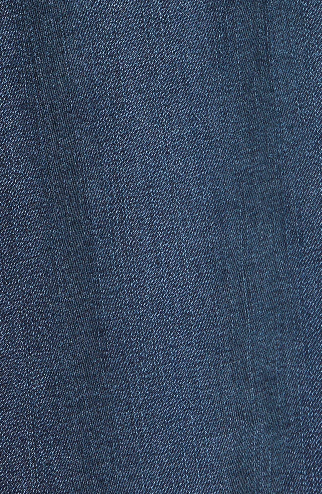 Reese Straight Leg Jeans,                             Alternate thumbnail 5, color,
