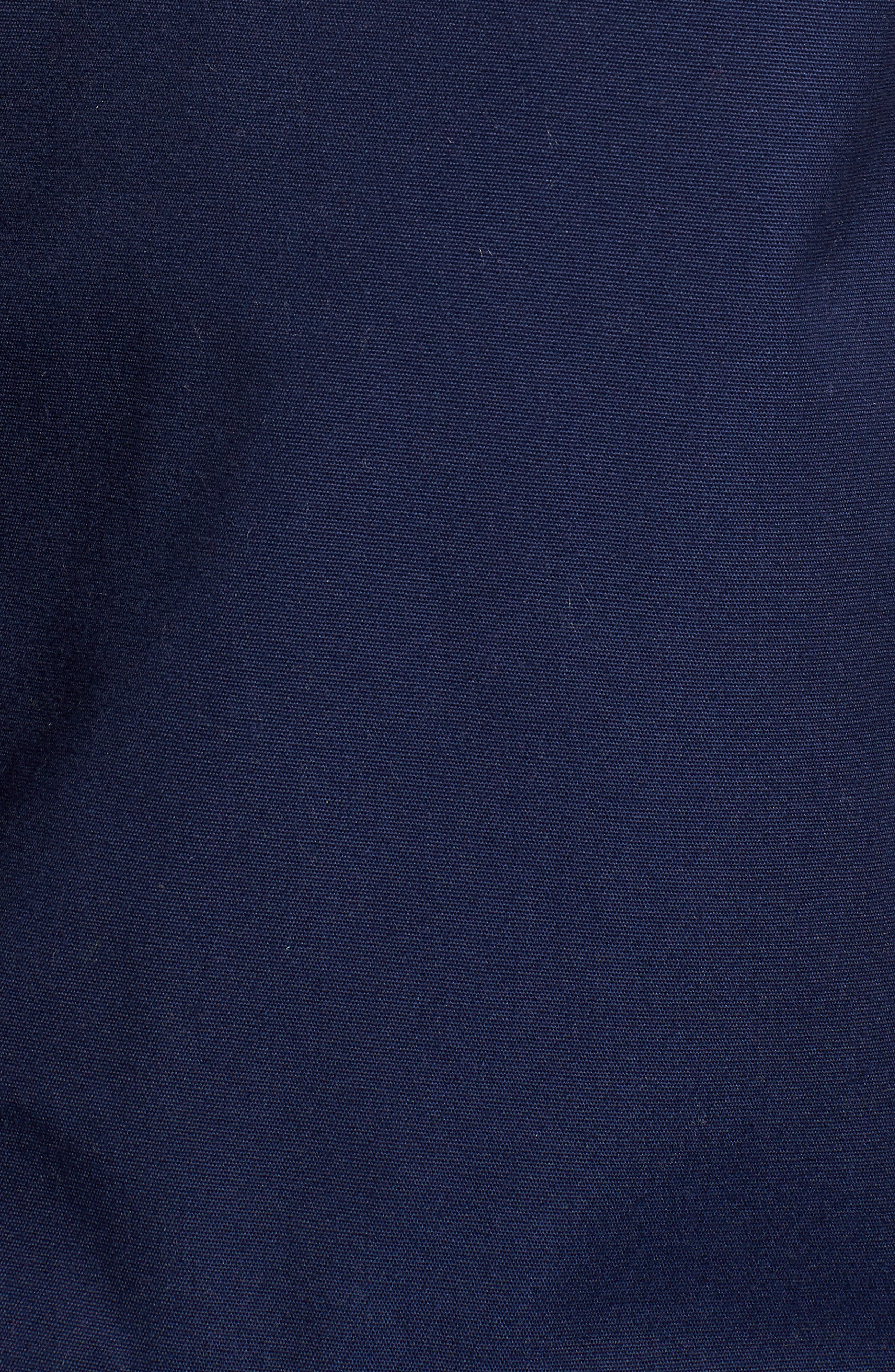 Right as Rain Waterproof Hooded Jacket,                             Alternate thumbnail 7, color,                             FRENCH NAVY