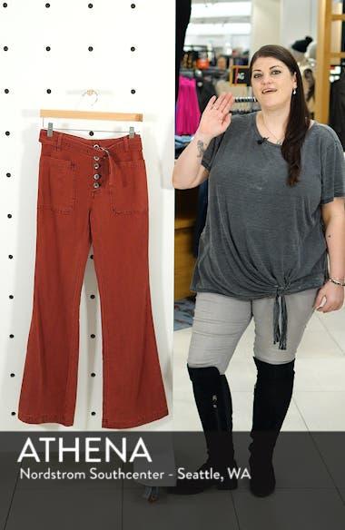 Corin Mod Slim Flare Pants, sales video thumbnail