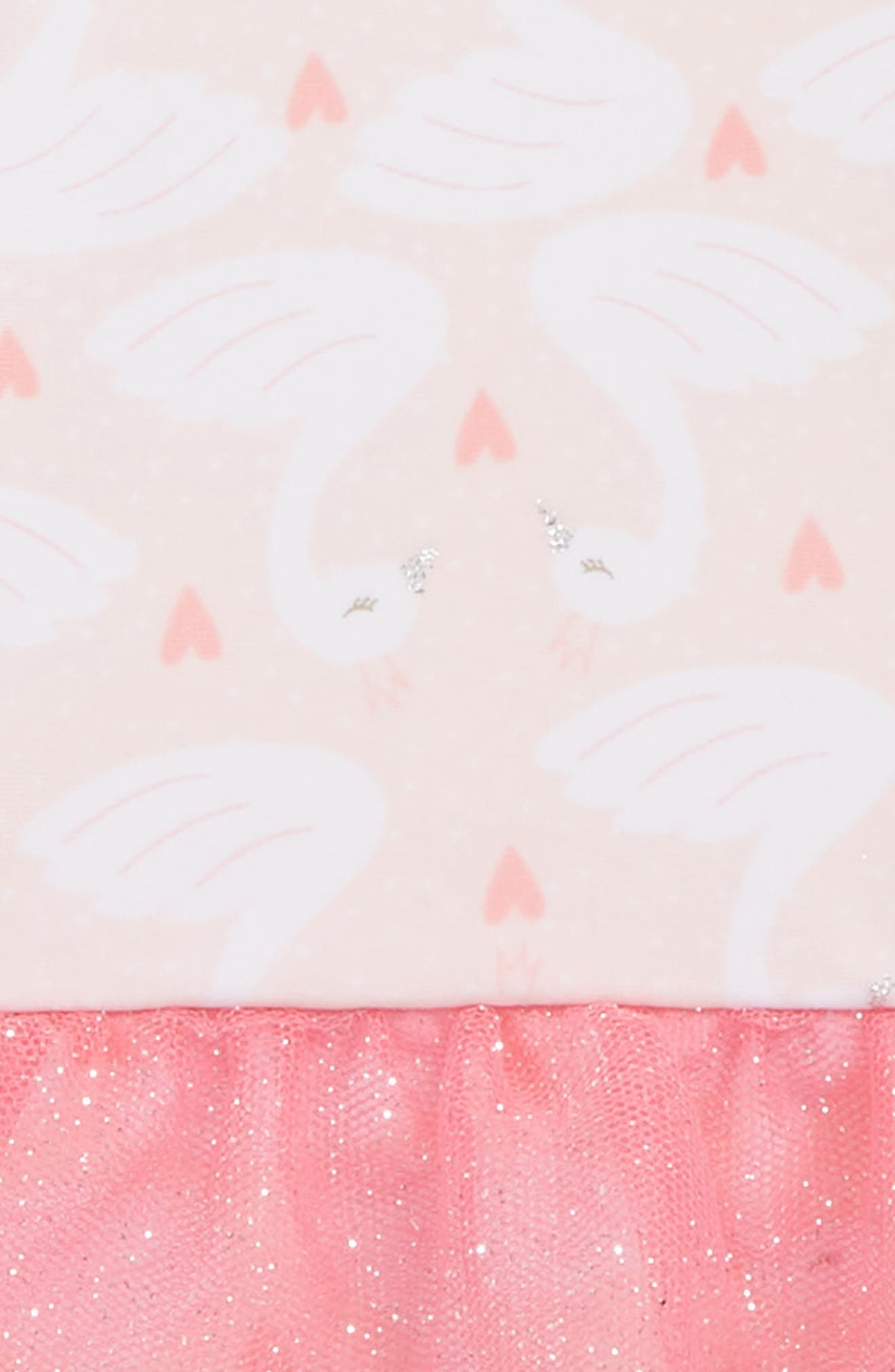 Princes Swan One-Piece Swimsuit,                             Alternate thumbnail 2, color,                             650